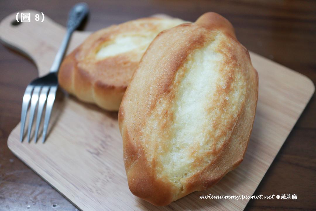 羅宋麵包(茉莉麻私房食譜)