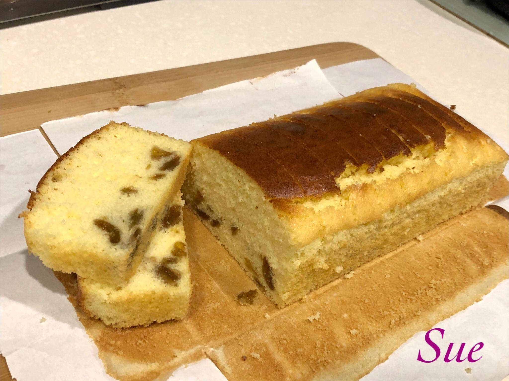 梅子海綿蛋糕