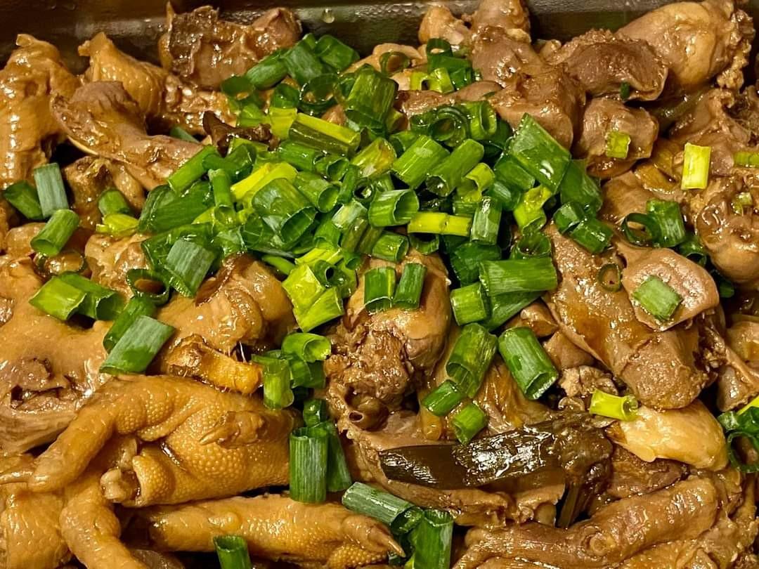 綜合滷味🐥雞腳凍、雞胗、雞心