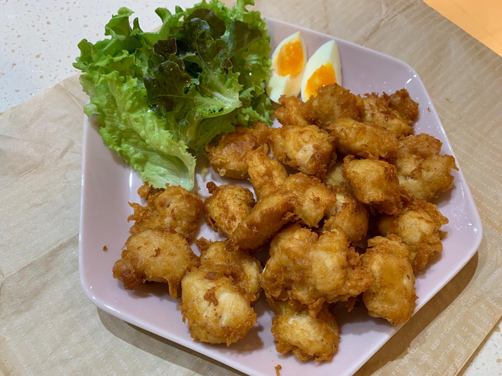 唐揚炸雞(日清)