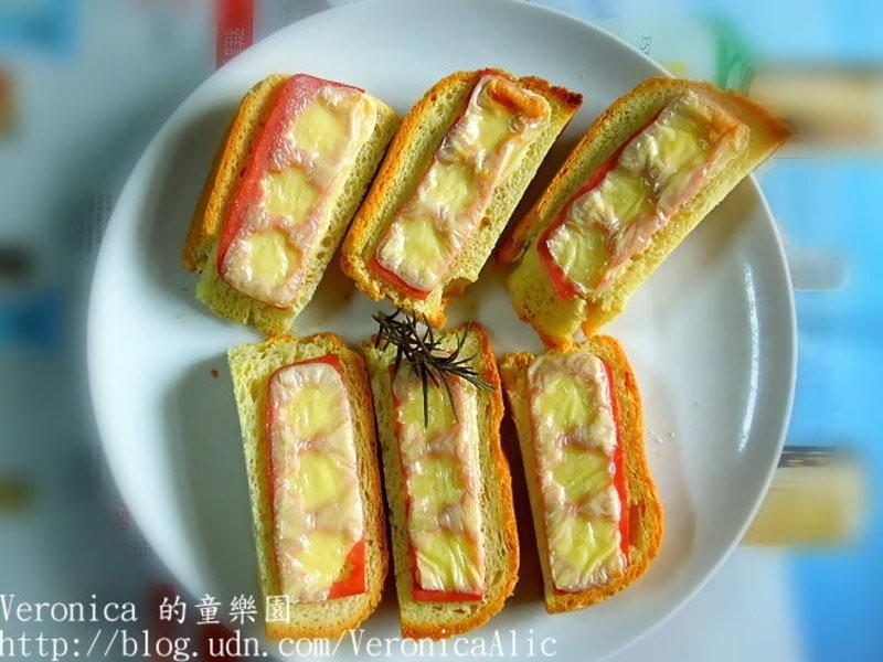 ※【博客】~ 慕尼黑火腿烤吐司