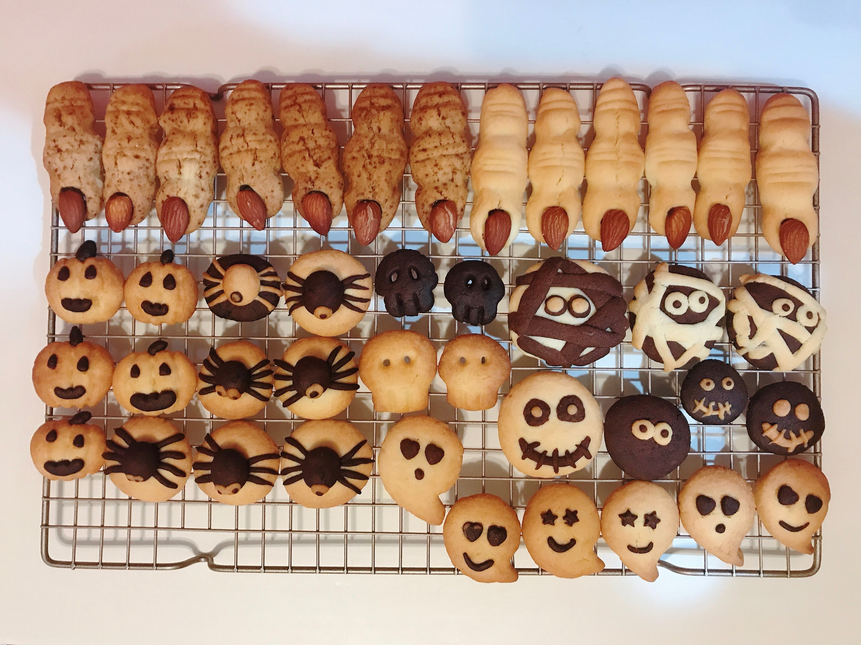 🎃萬聖節🎃造型餅乾