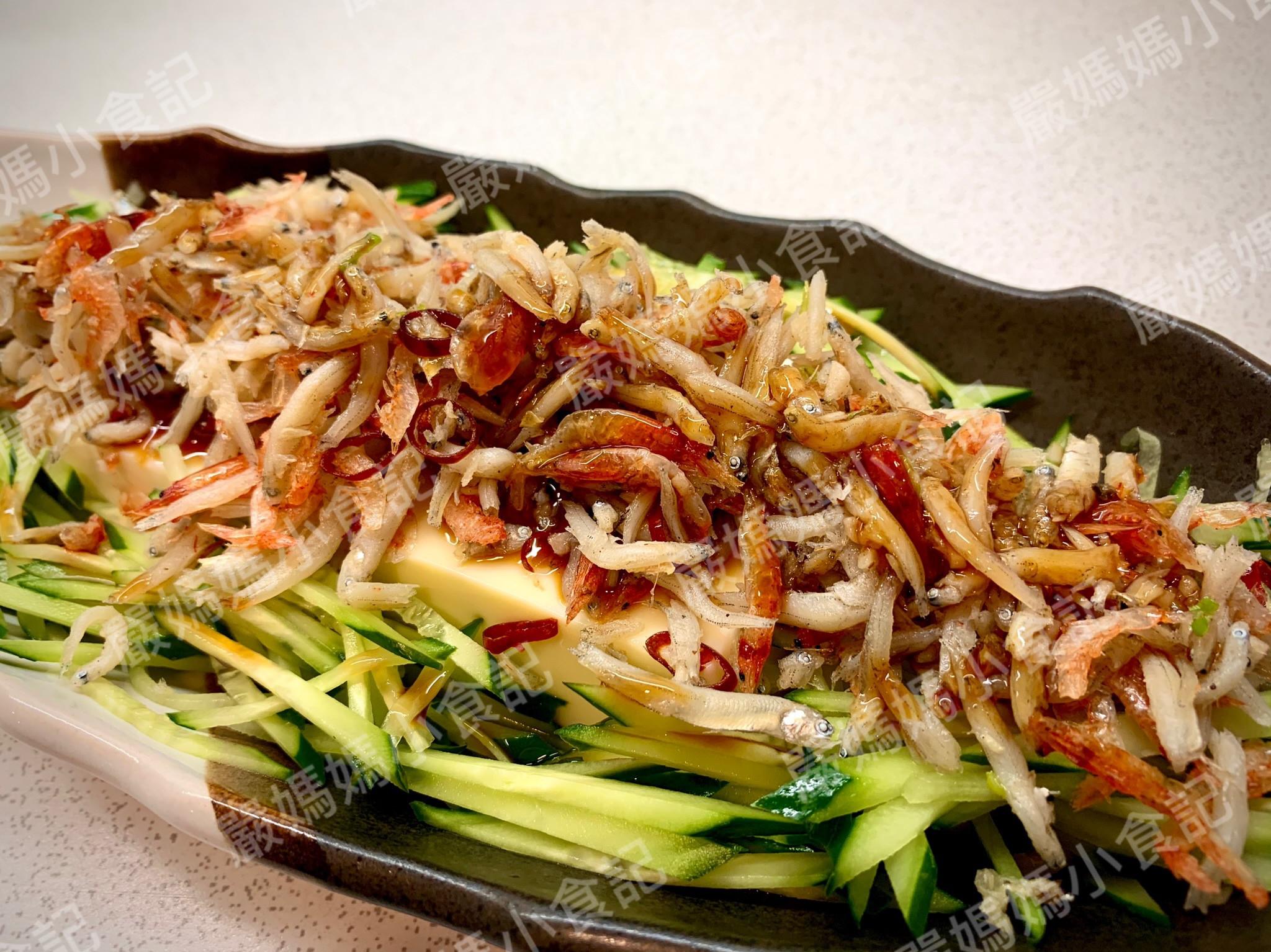 軟硬兼施魚蝦豆腐