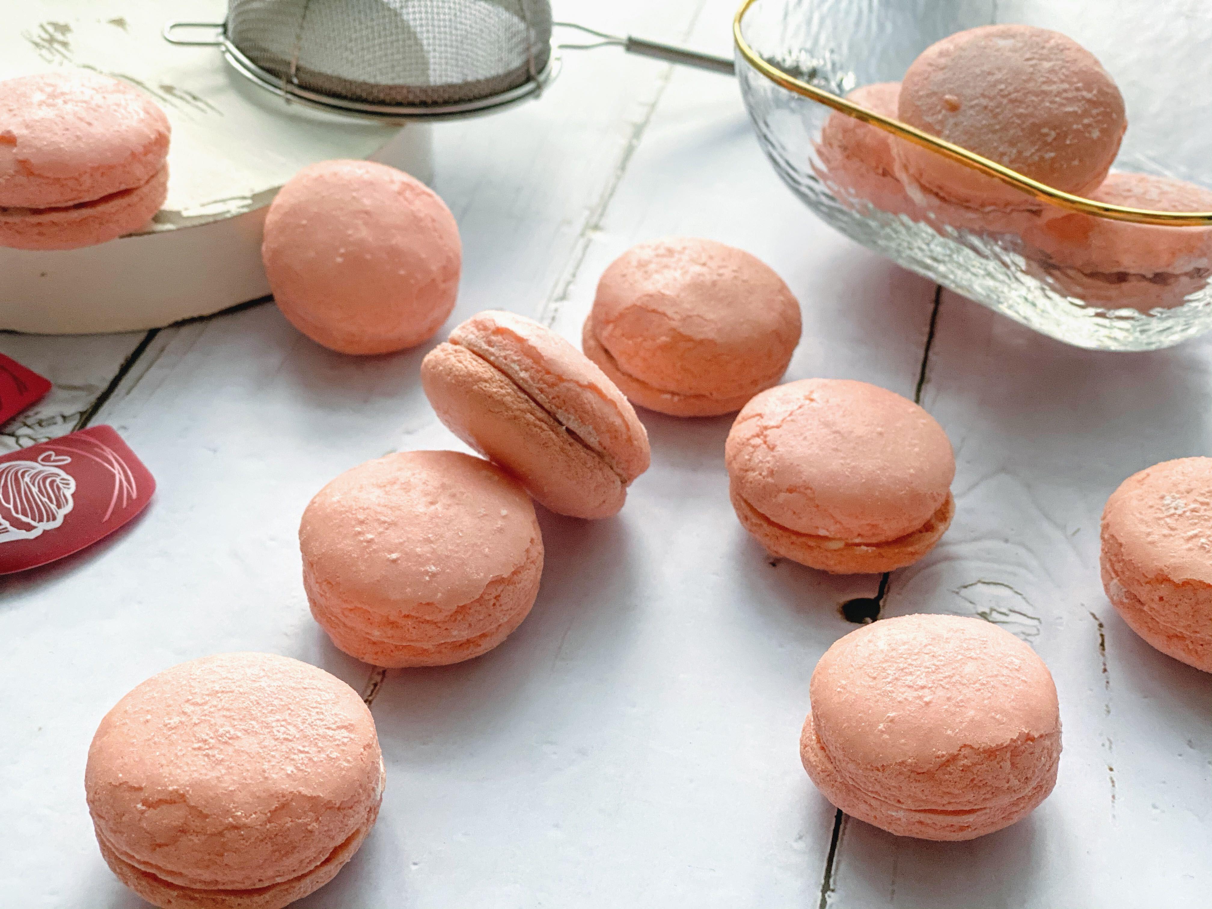 草莓玫瑰牛粒