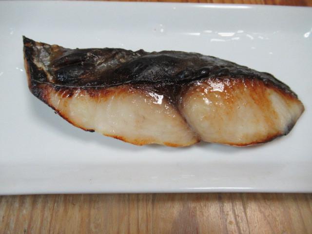 烤味噌漬土魠魚