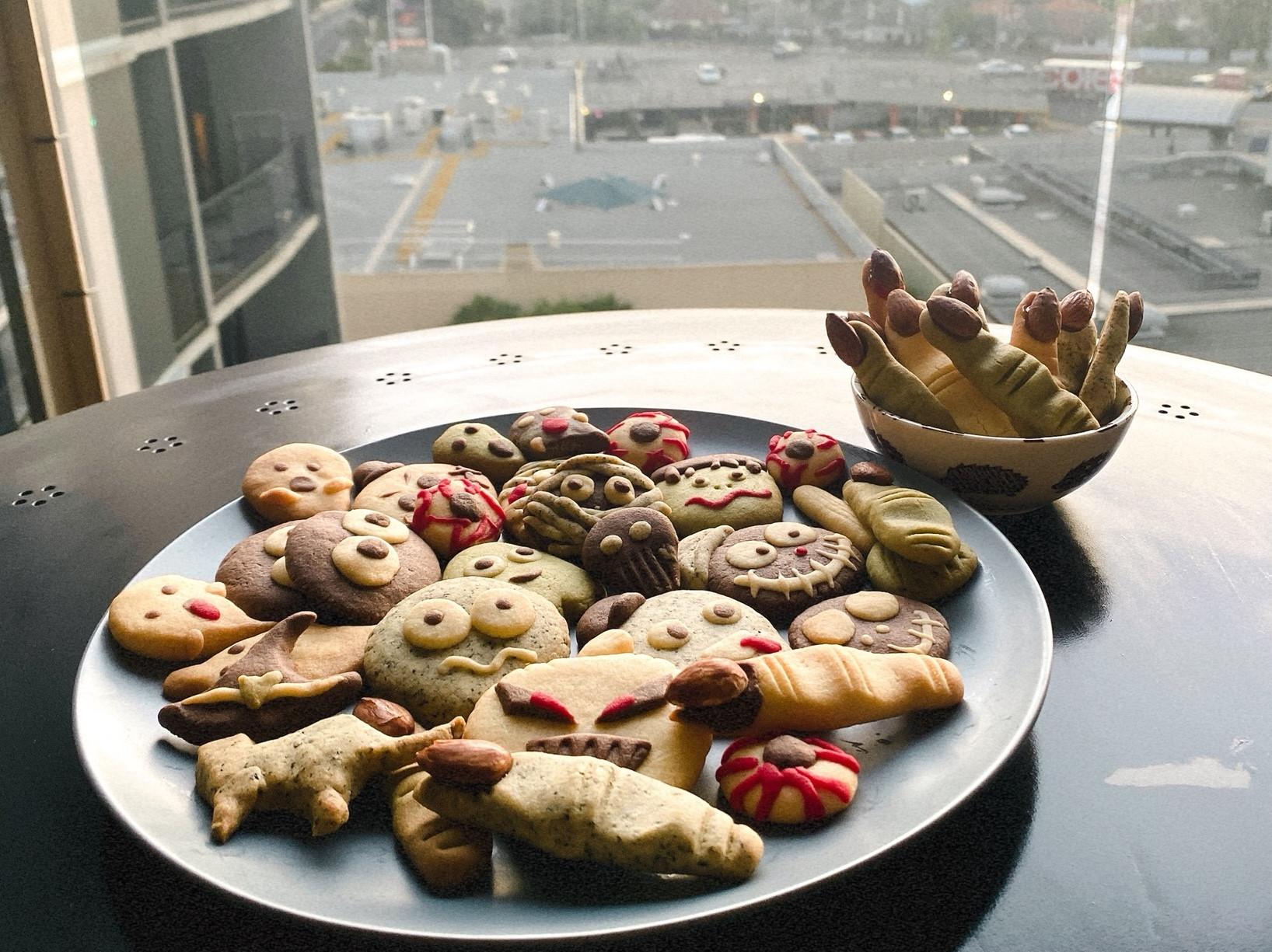 🎃萬聖節餅乾🍪🧟♀️