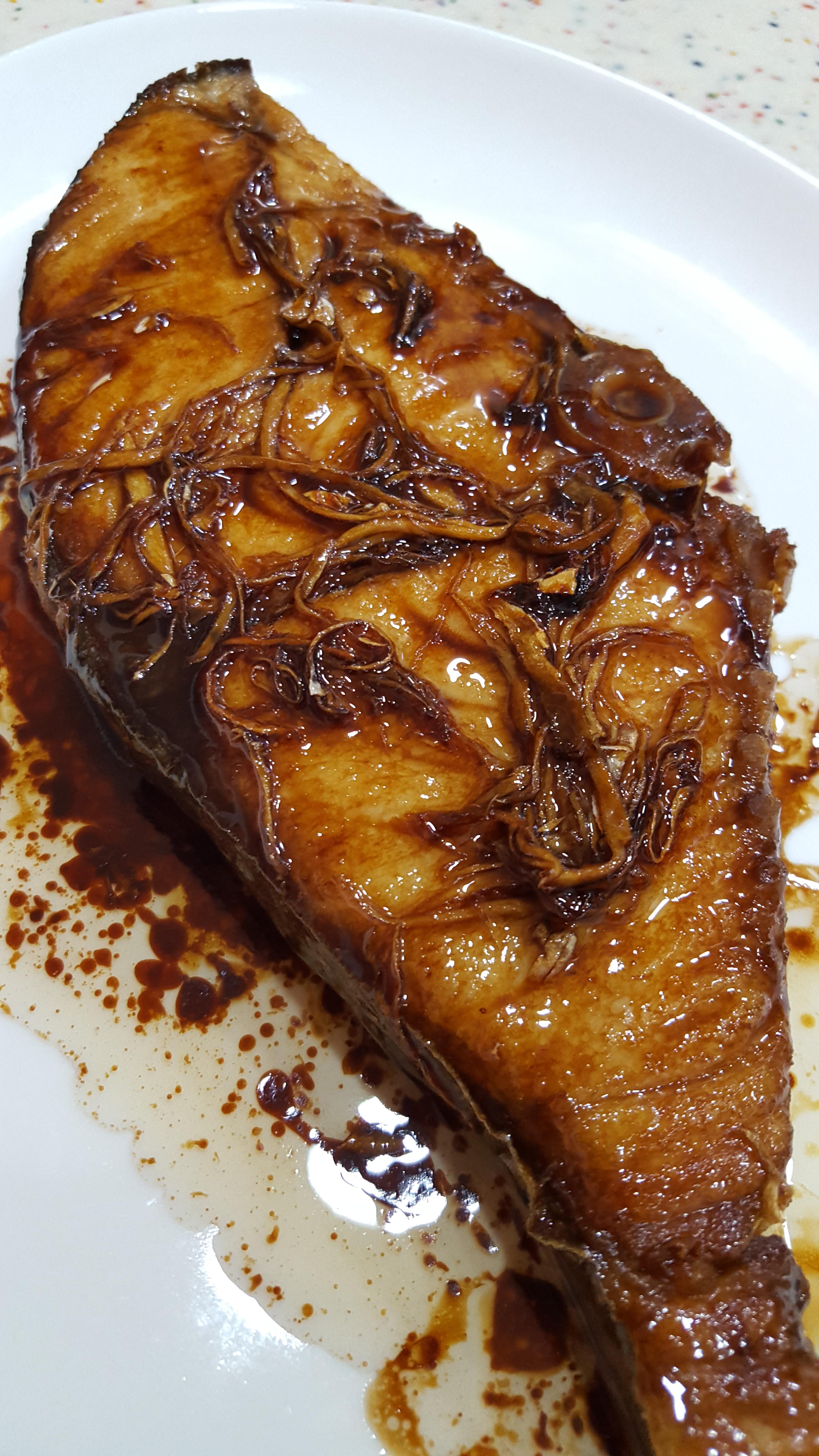 醬香土魠魚