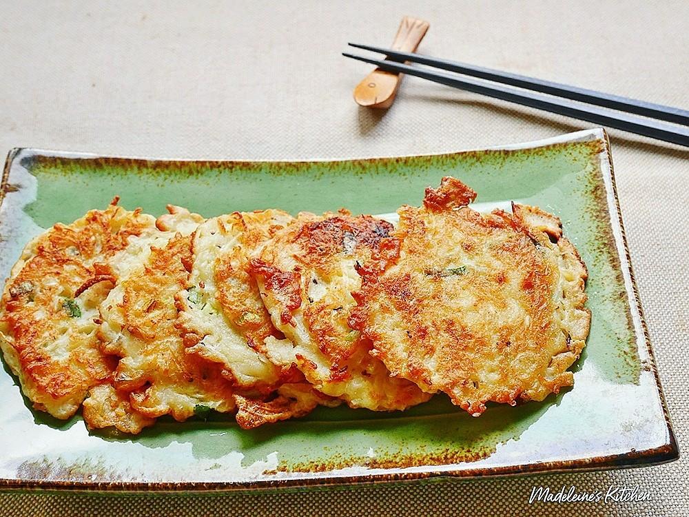 蘿蔔絲煎餅