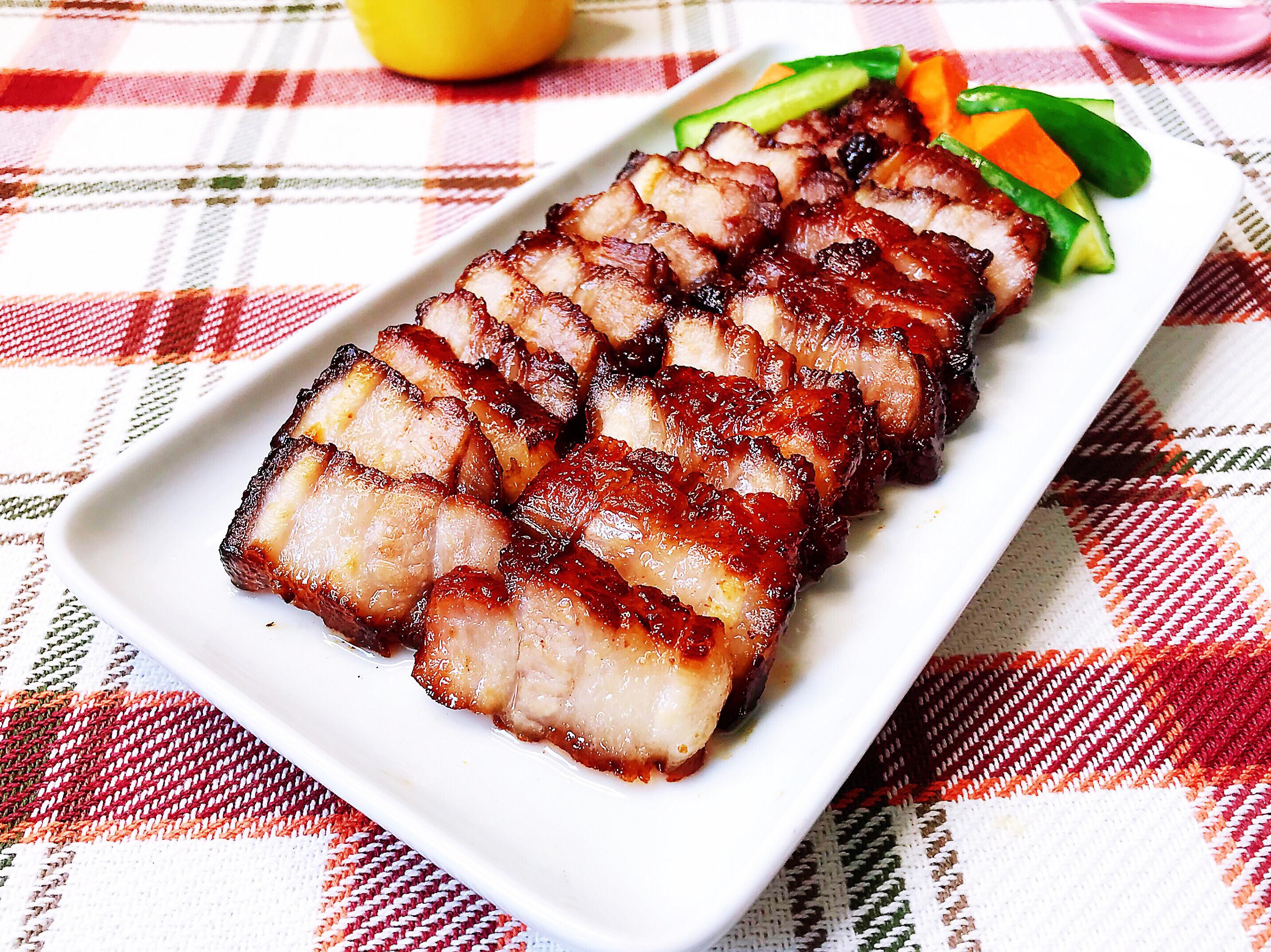 蜜汁叉燒肉(福牛賀新春)