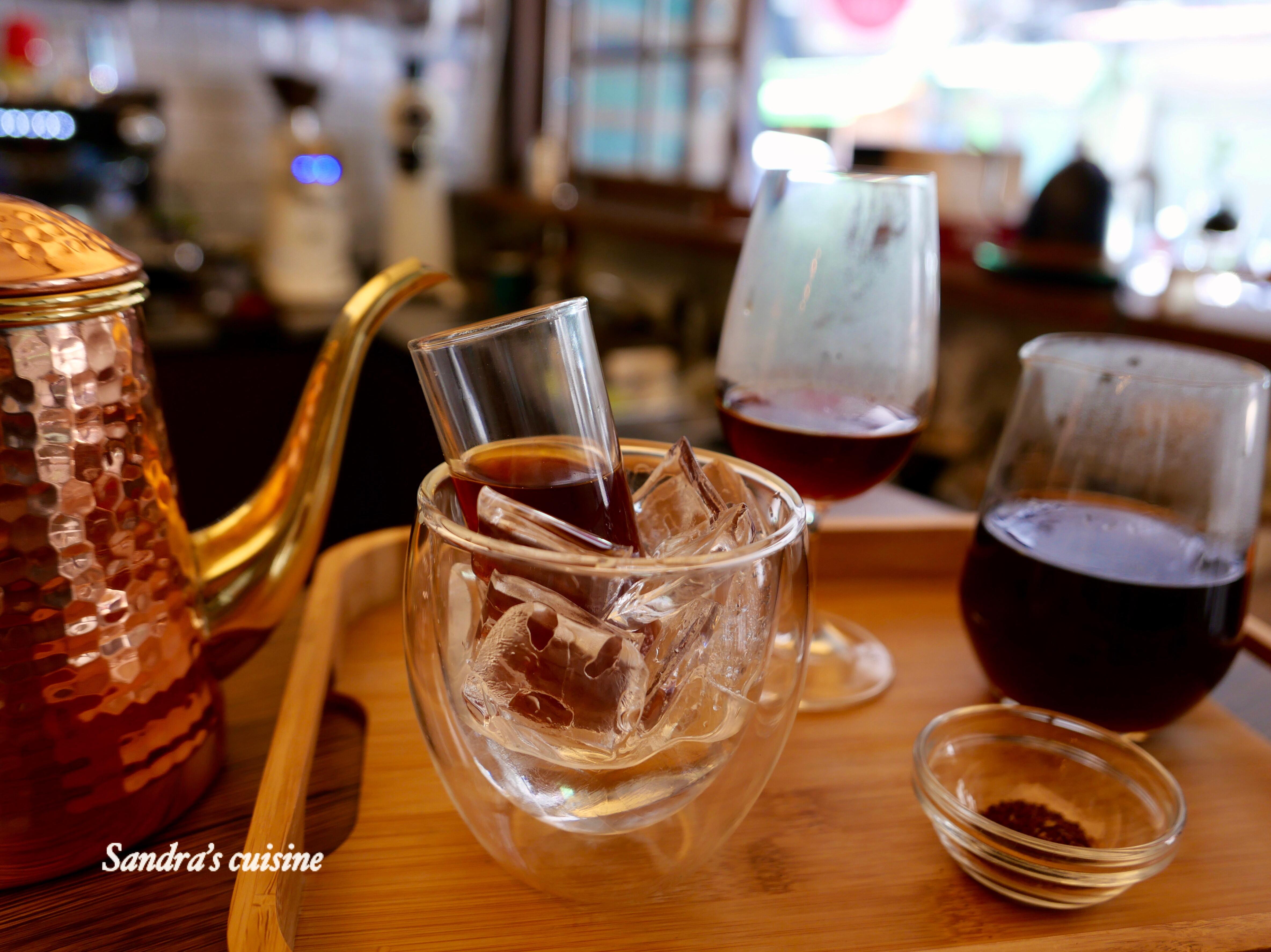 耶加雪菲薑花白(手沖咖啡)