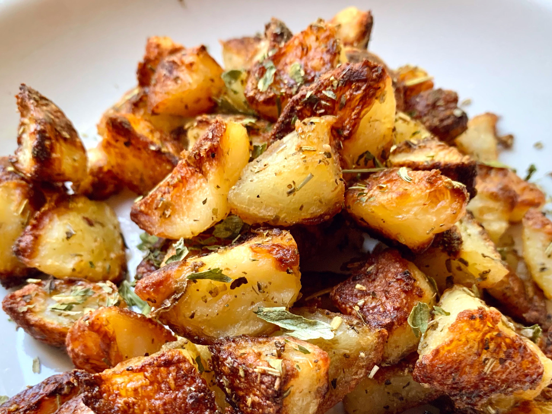 超酥脆烤馬鈴薯塊