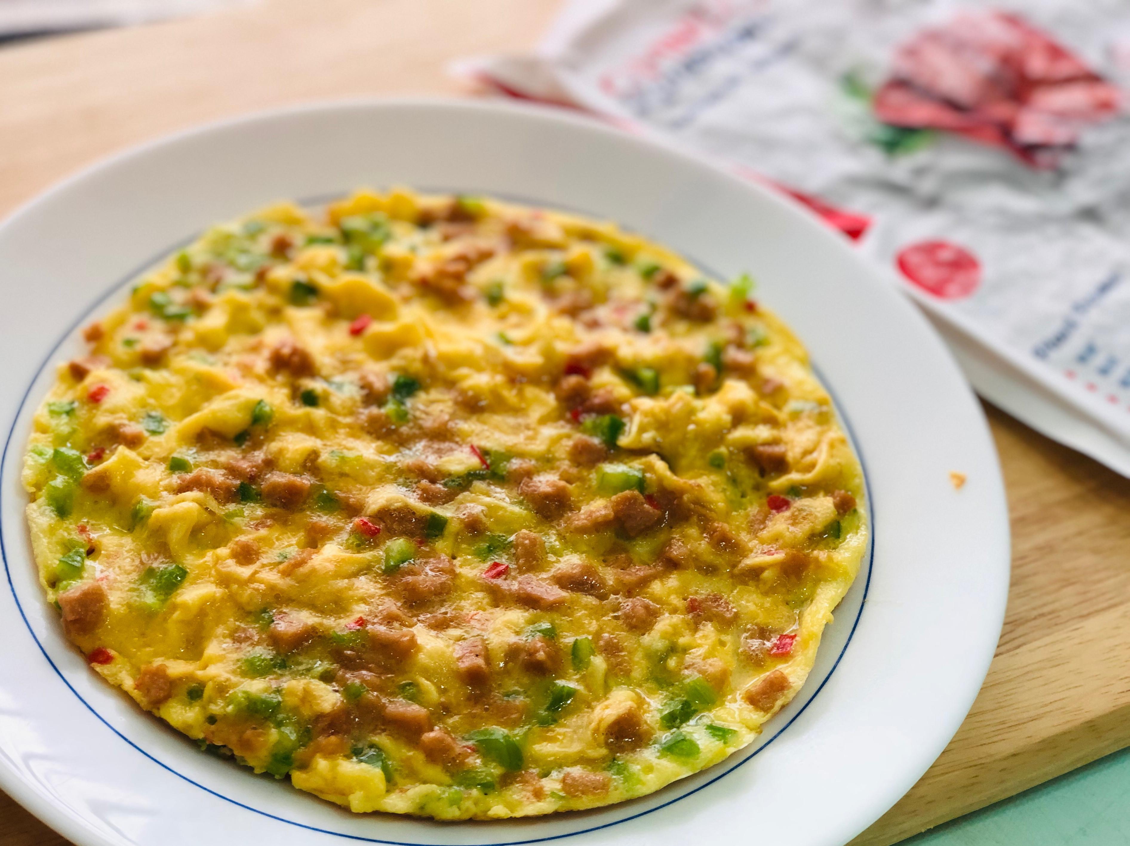 餐肉彩色烘蛋/OmniPork新餐肉