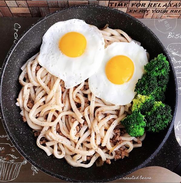 早餐店-黑胡椒醬