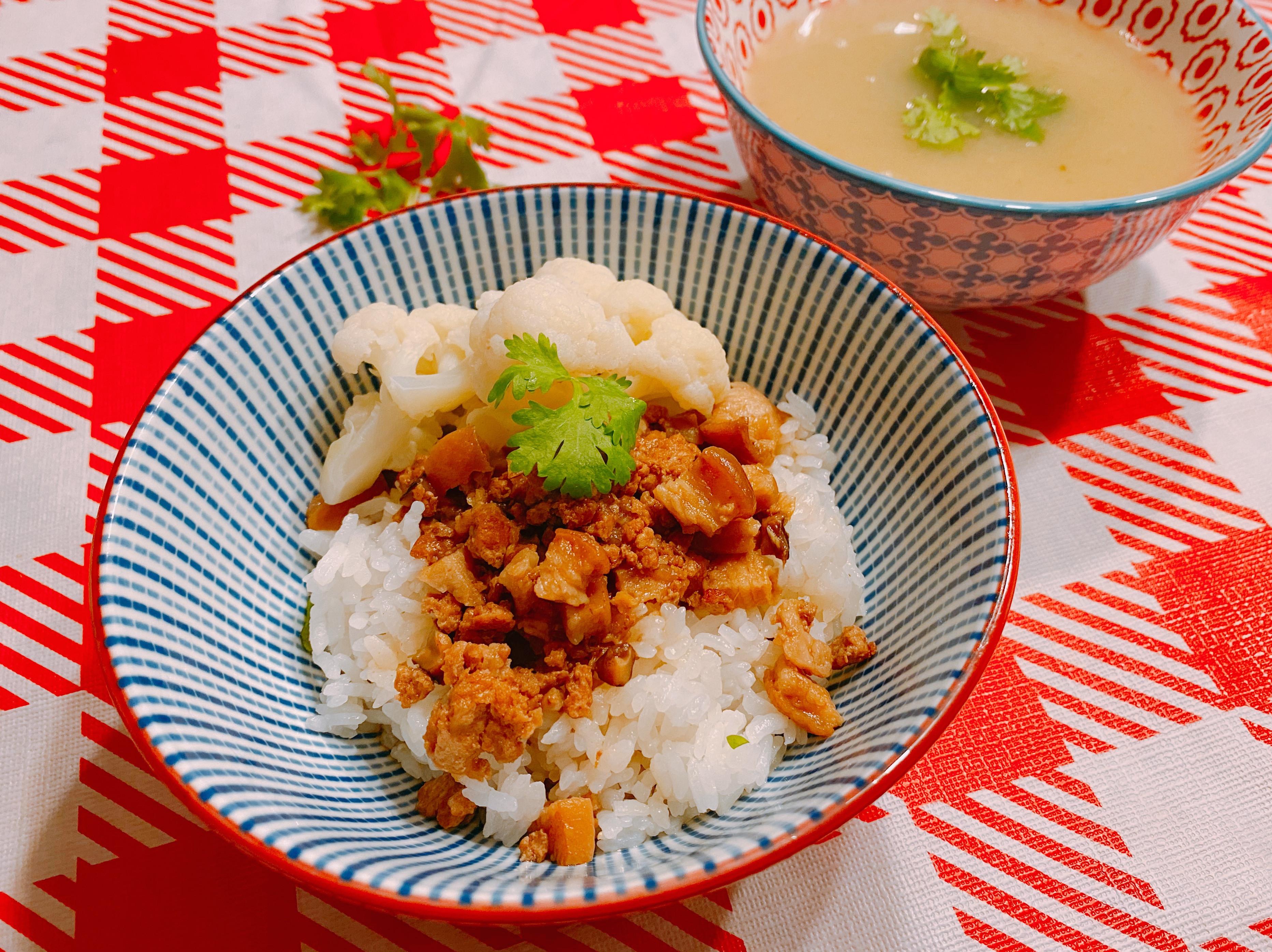 想家的時候來一碗滷肉飯/魯肉飯