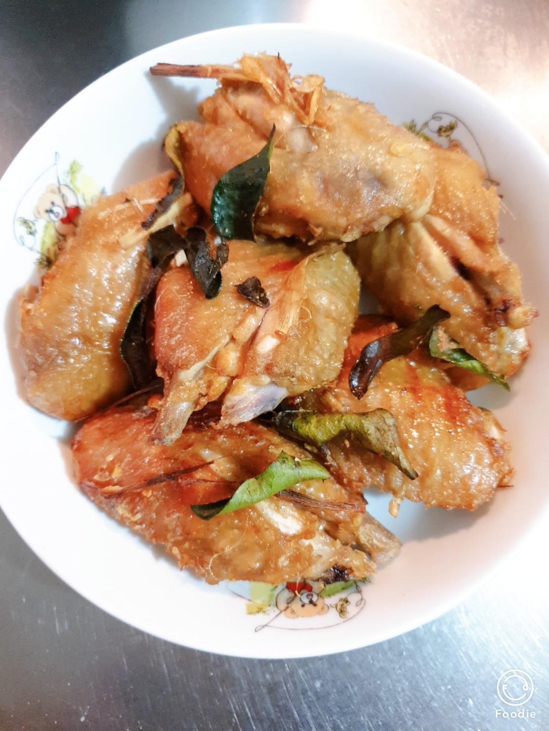 泰式香茅雞翅