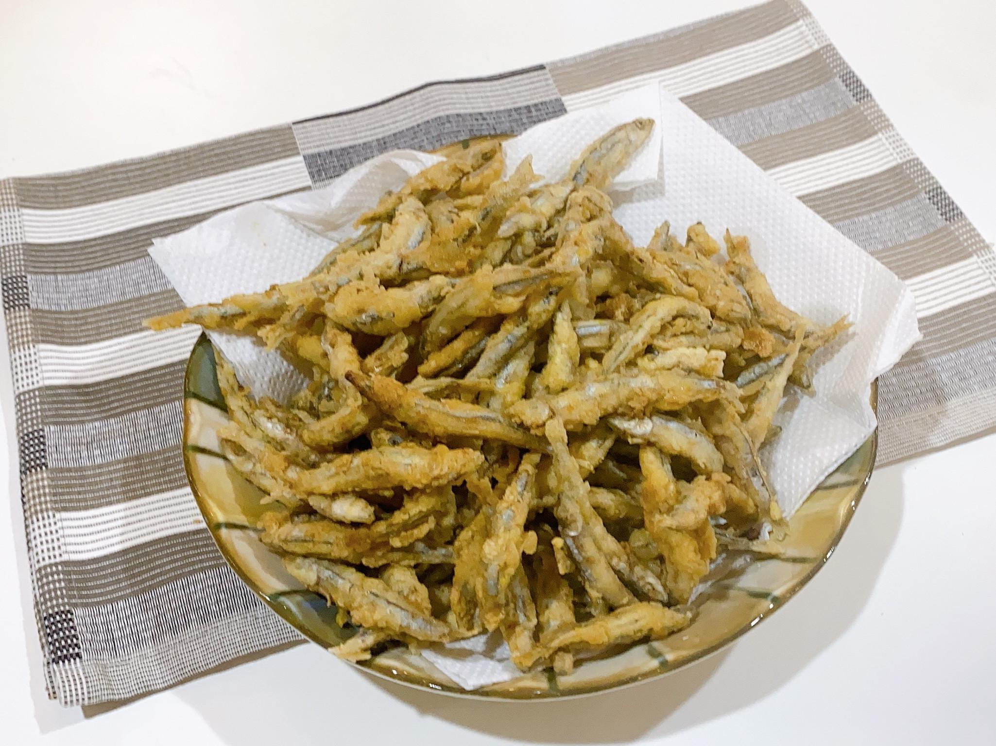[澎湖料理]酥炸丁香魚