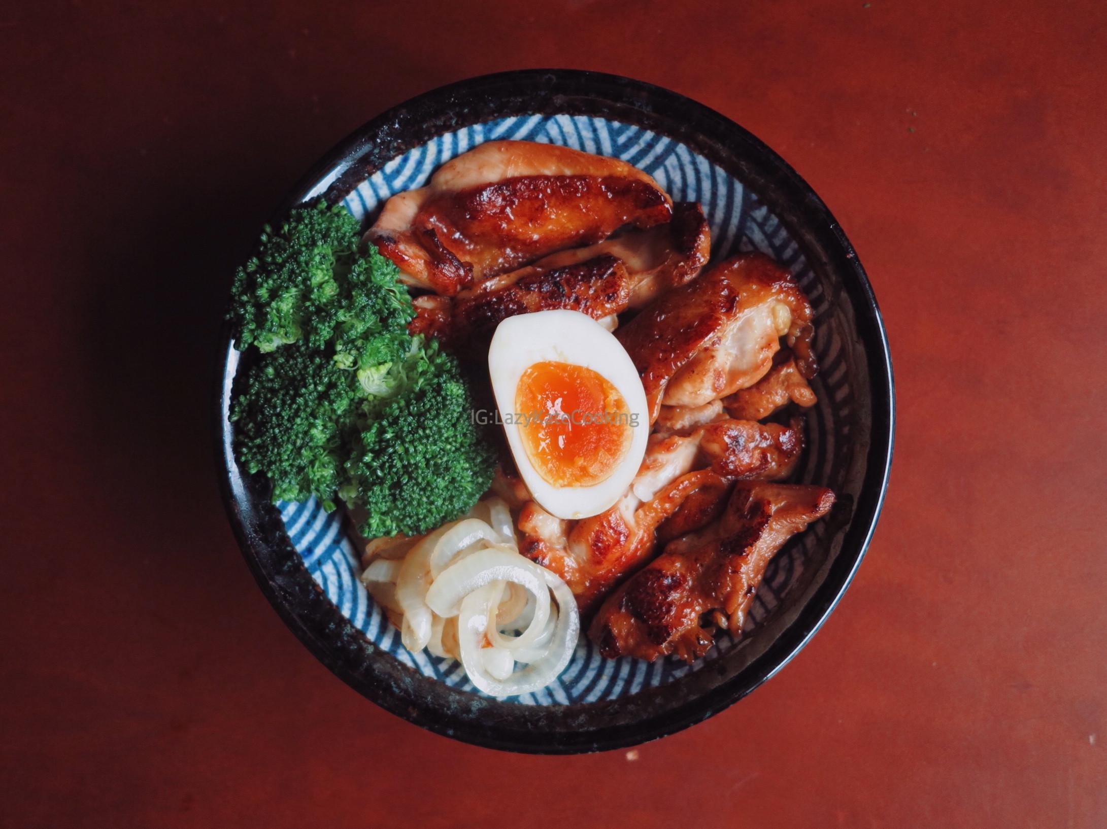 30分上菜 照燒雞腿排丼飯