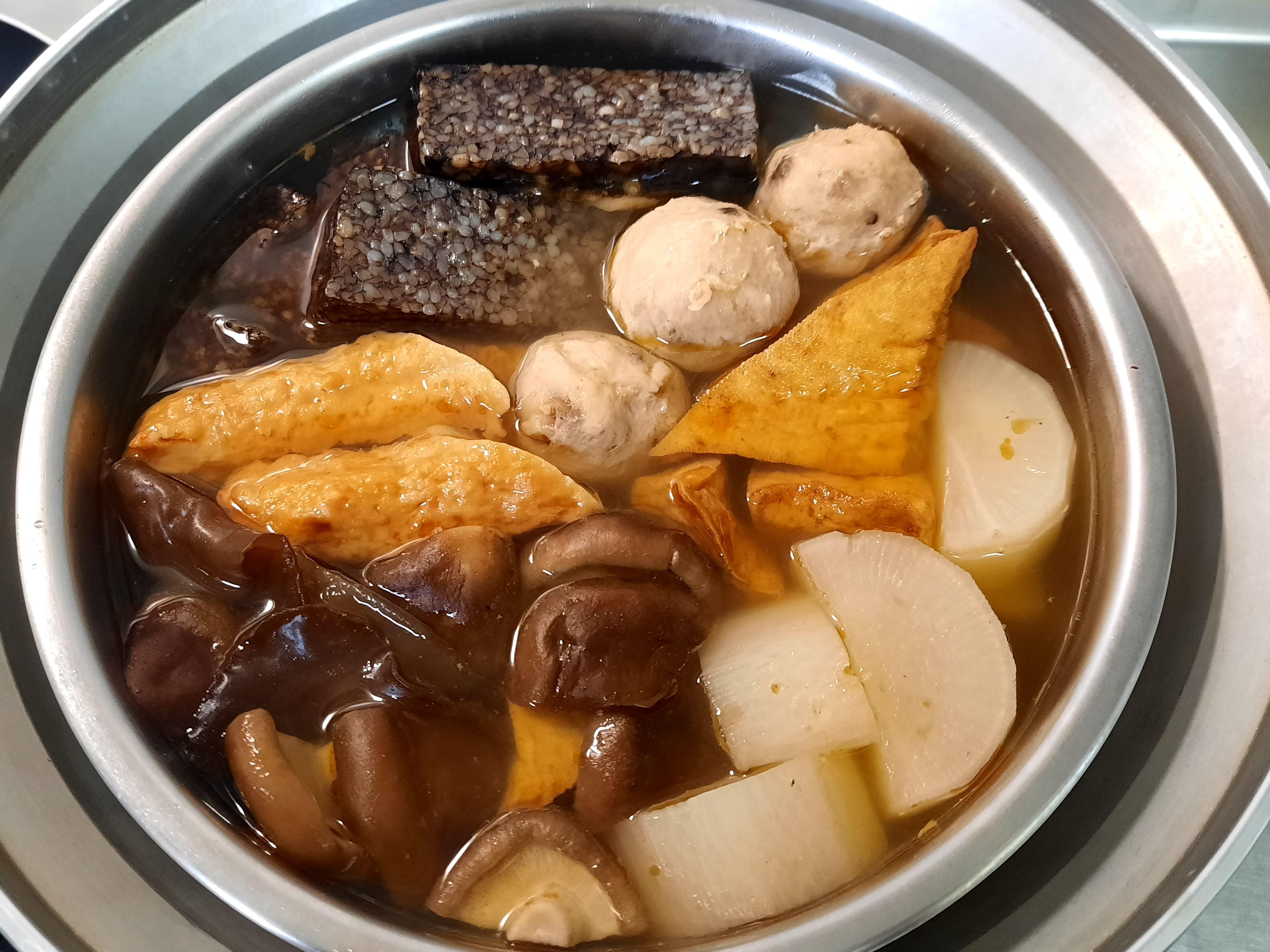 關東煮(電鍋料理)