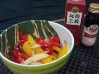 梅狀元陳醋老梅膏 - 梅開彩椒菇