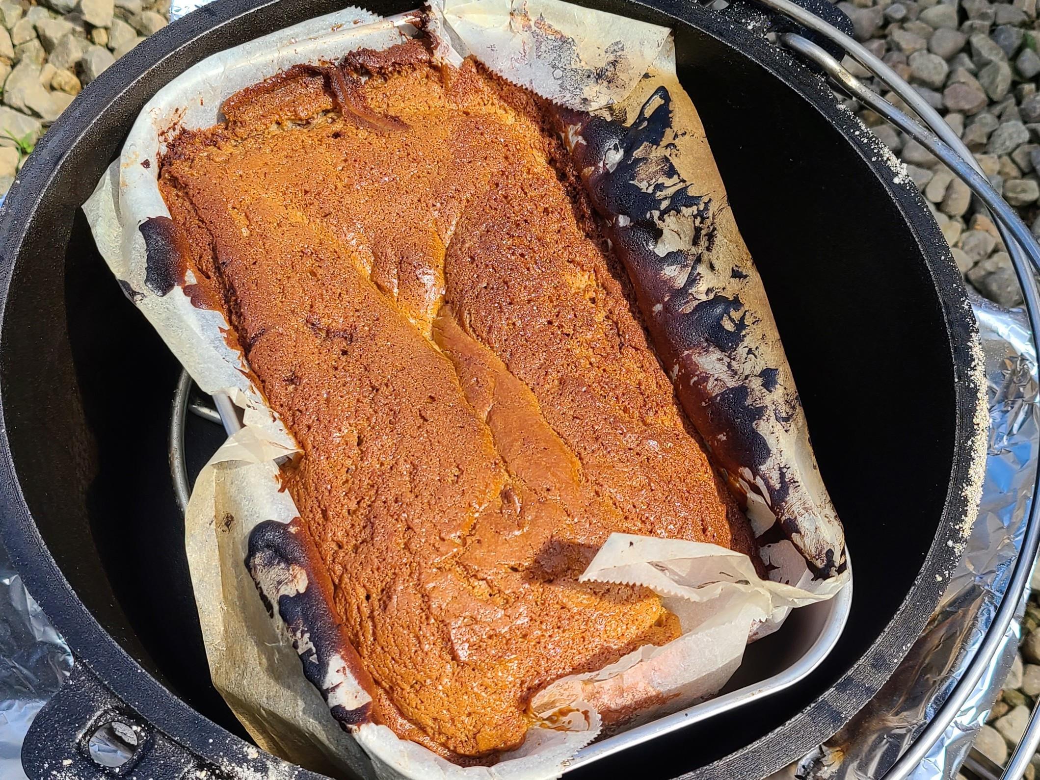 荷蘭鍋巧克力磅蛋糕