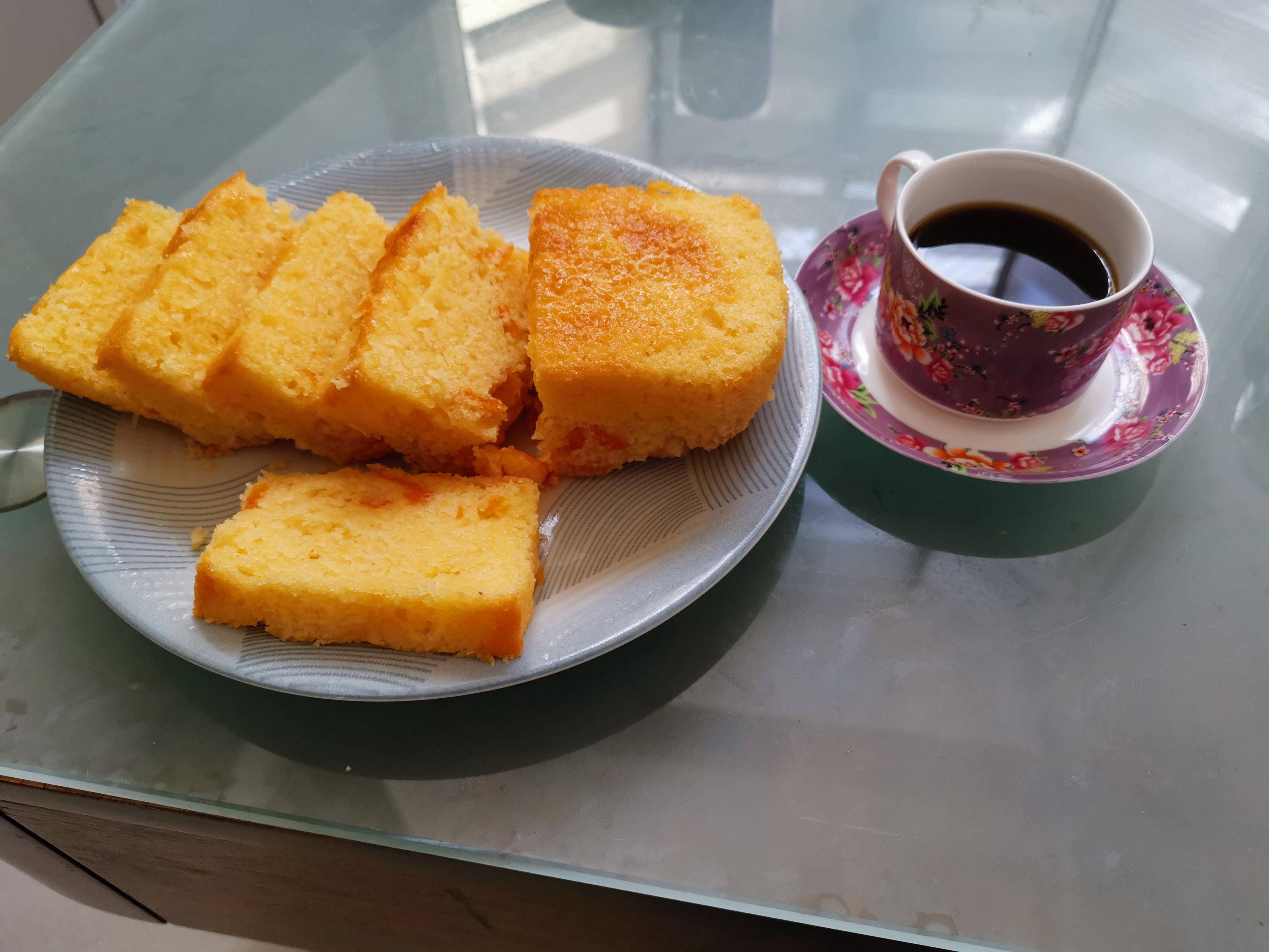 金棗(儘早生貴子)蛋糕