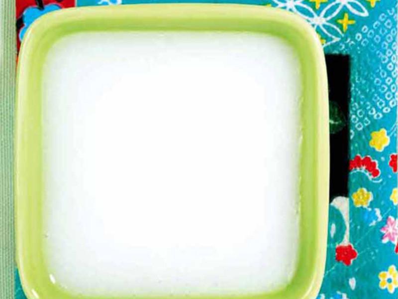 粳米糊 (寶寶初期斷乳食)