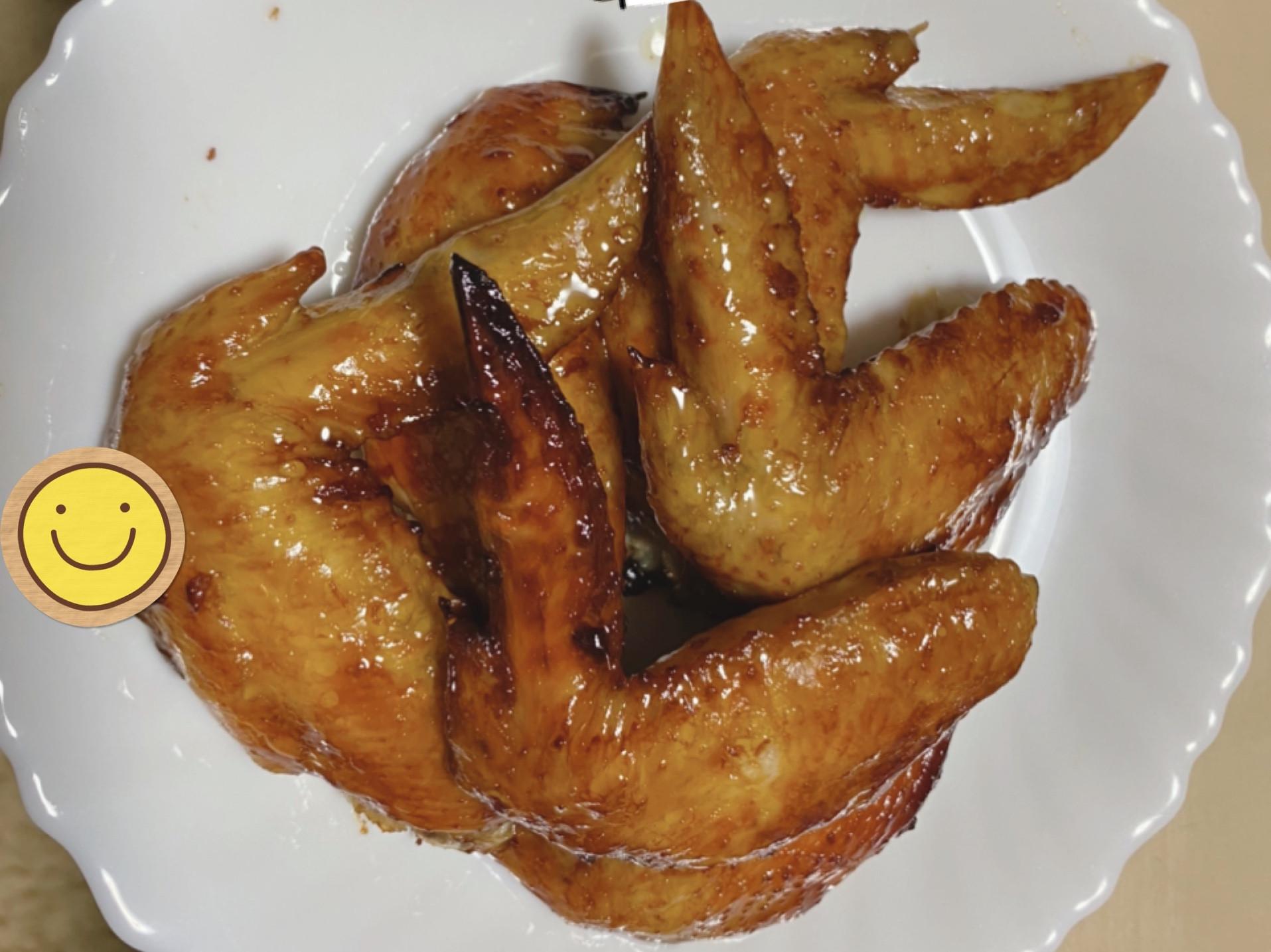 照燒雞翅(氣炸鍋料理)十分鐘上菜