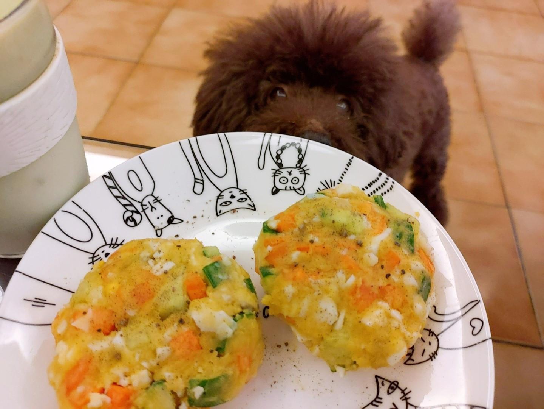【親子餐】地瓜泥🥚蛋沙拉