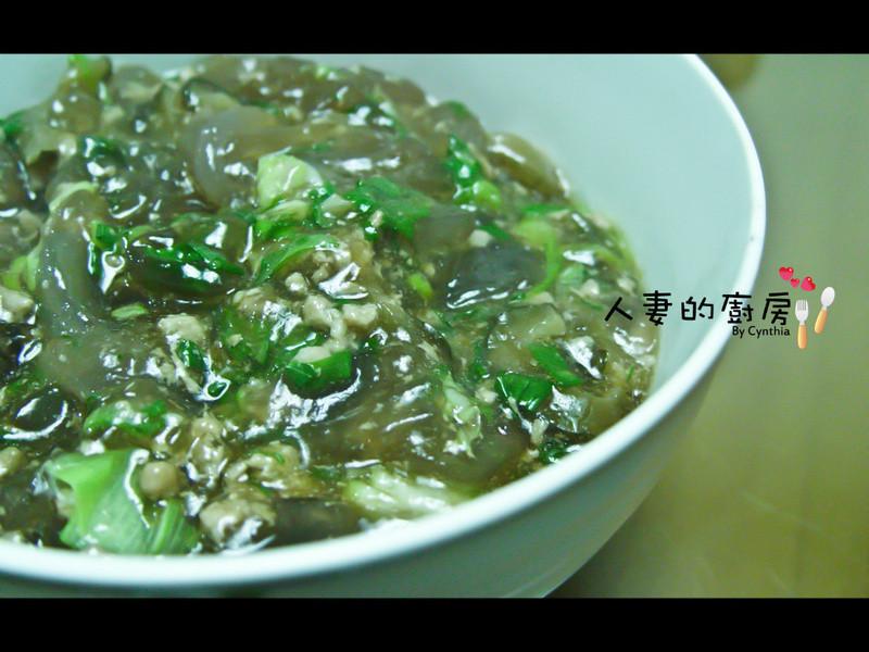 蓮藕醬燒肉燥