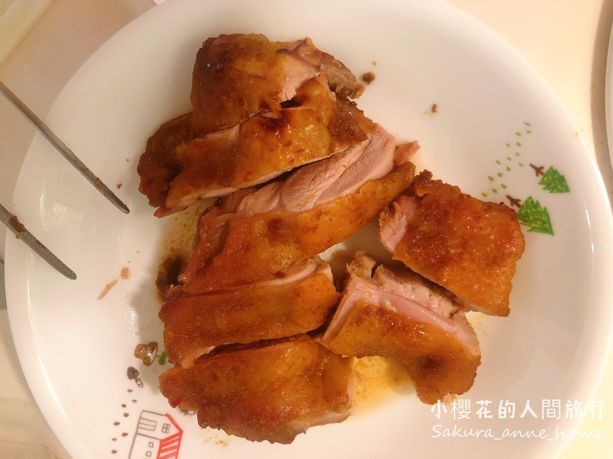 阿拉丁烤箱-蜜汁咖喱烤雞腿