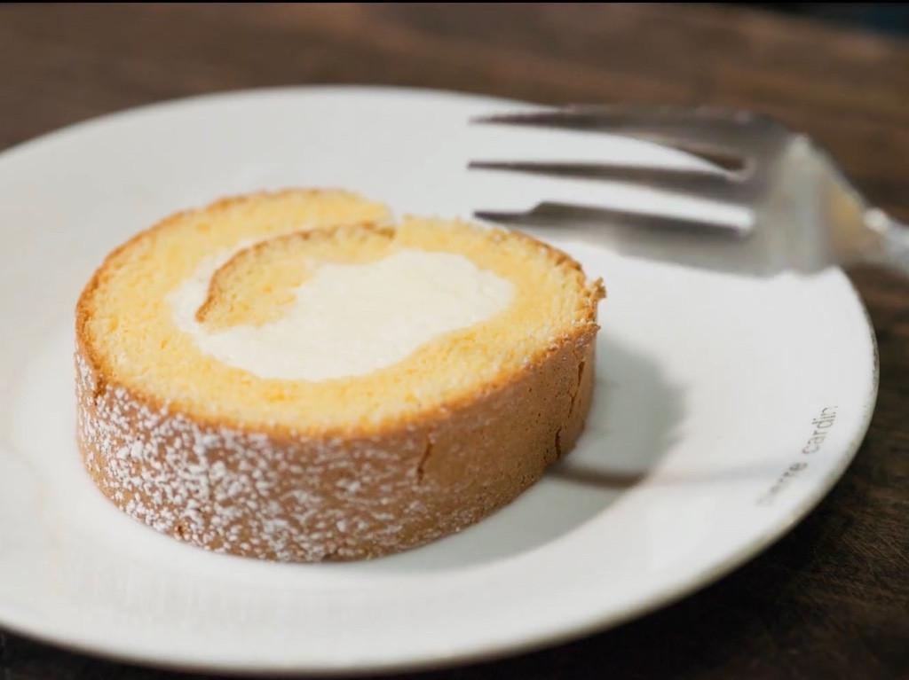 如何製作瑞士卷蛋糕   生乳捲