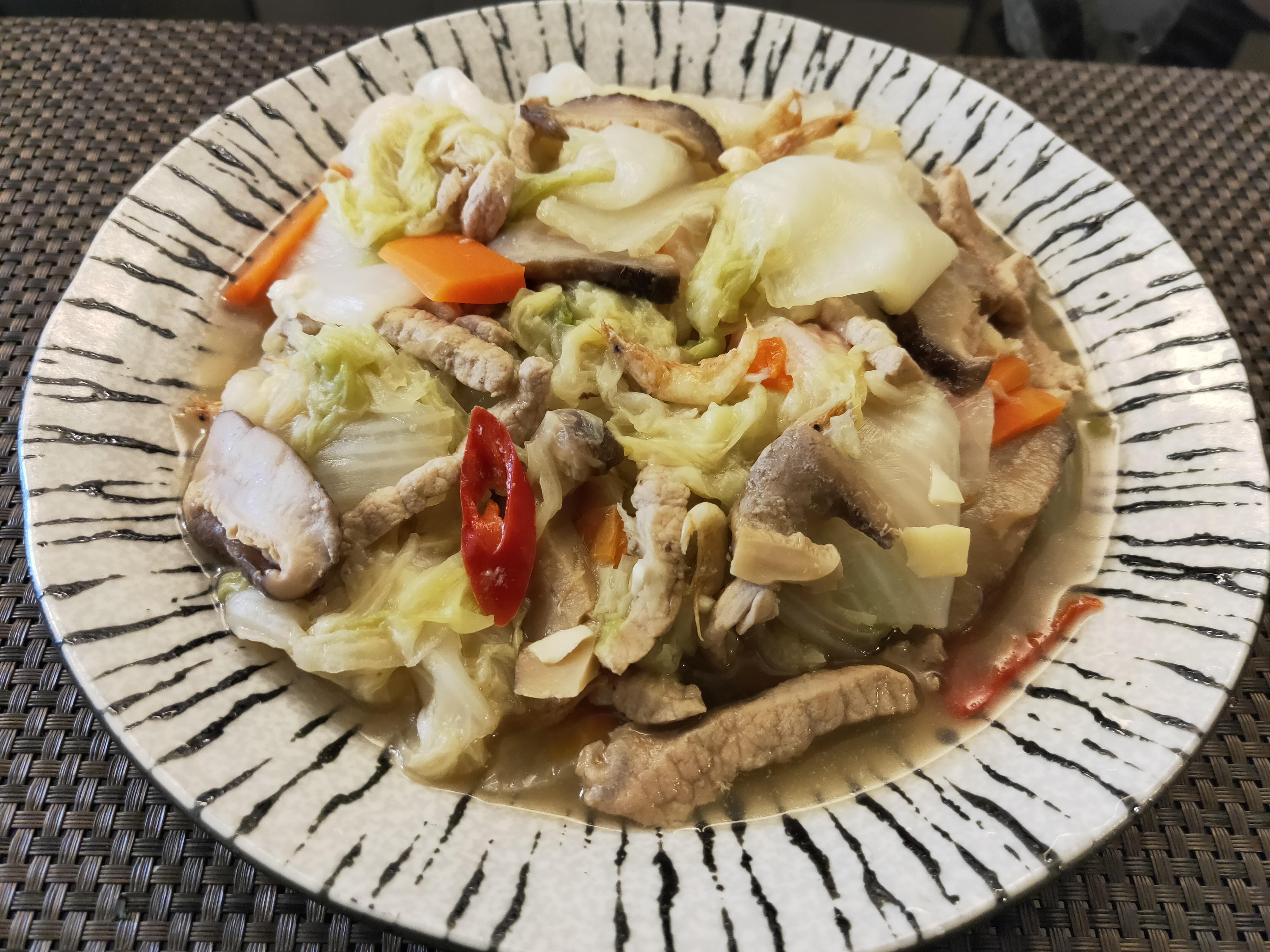 白菜滷(簡易版)