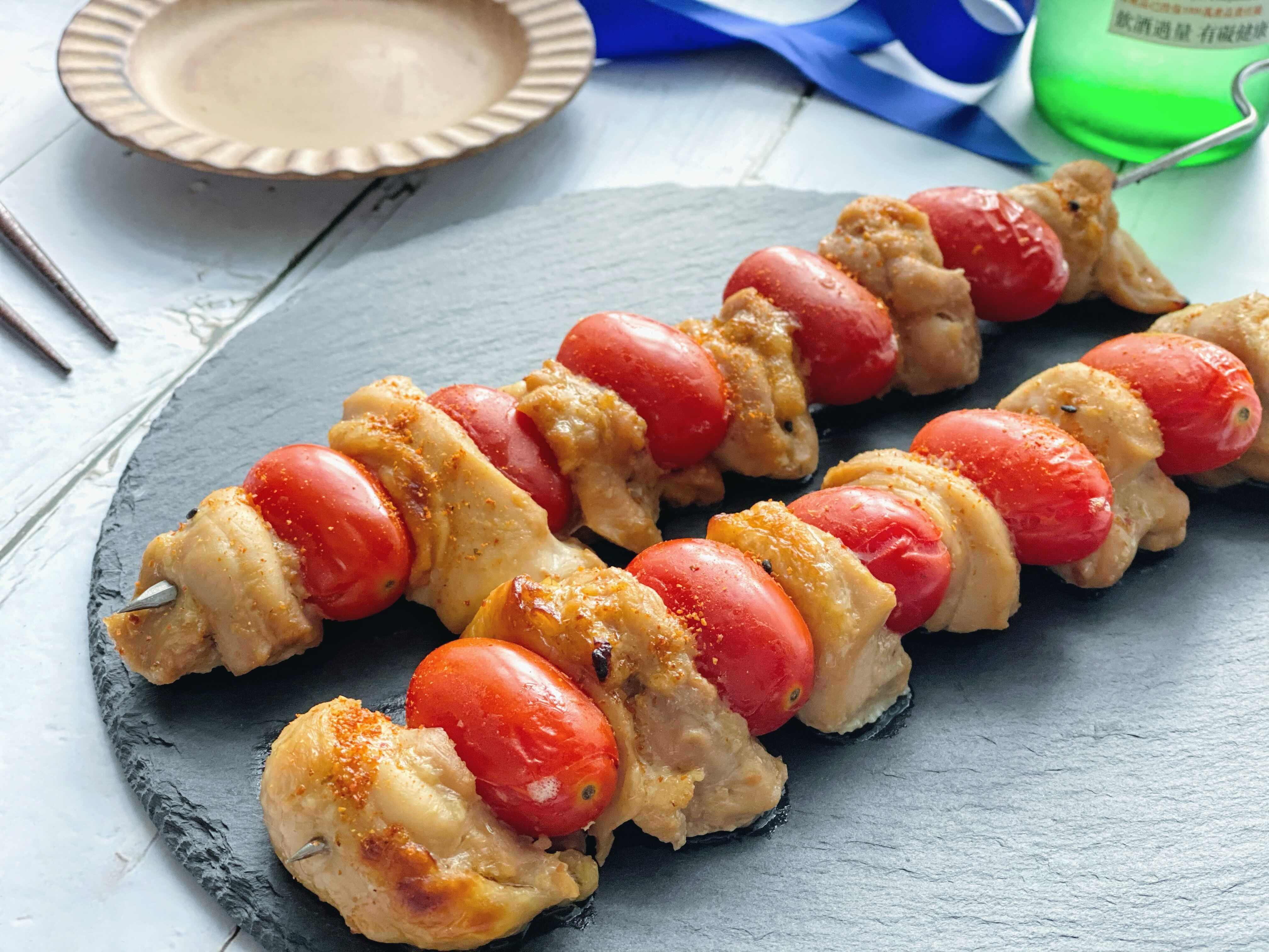 山葵味噌雞肉燒