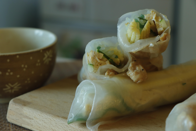 越式春捲 清爽酸辣超開胃 醬汁做法一起學