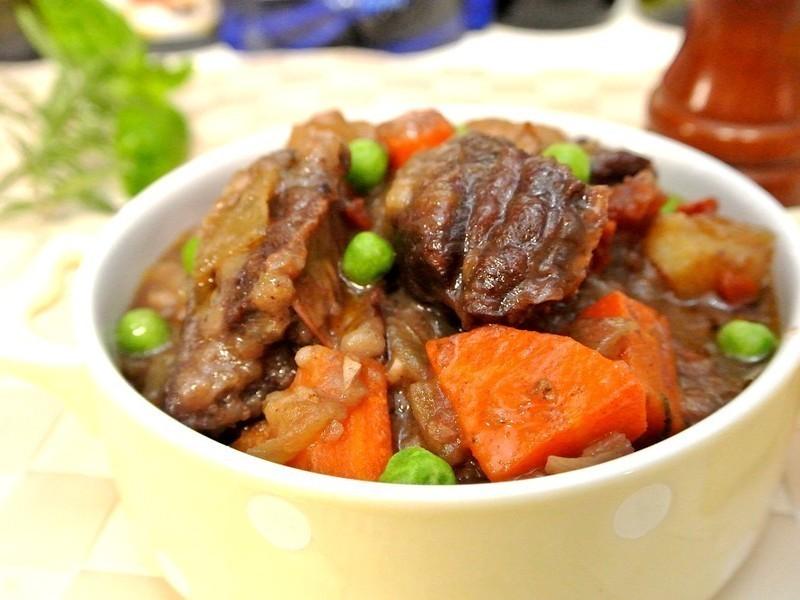 經典燉牛肉 Classic Beef Stew