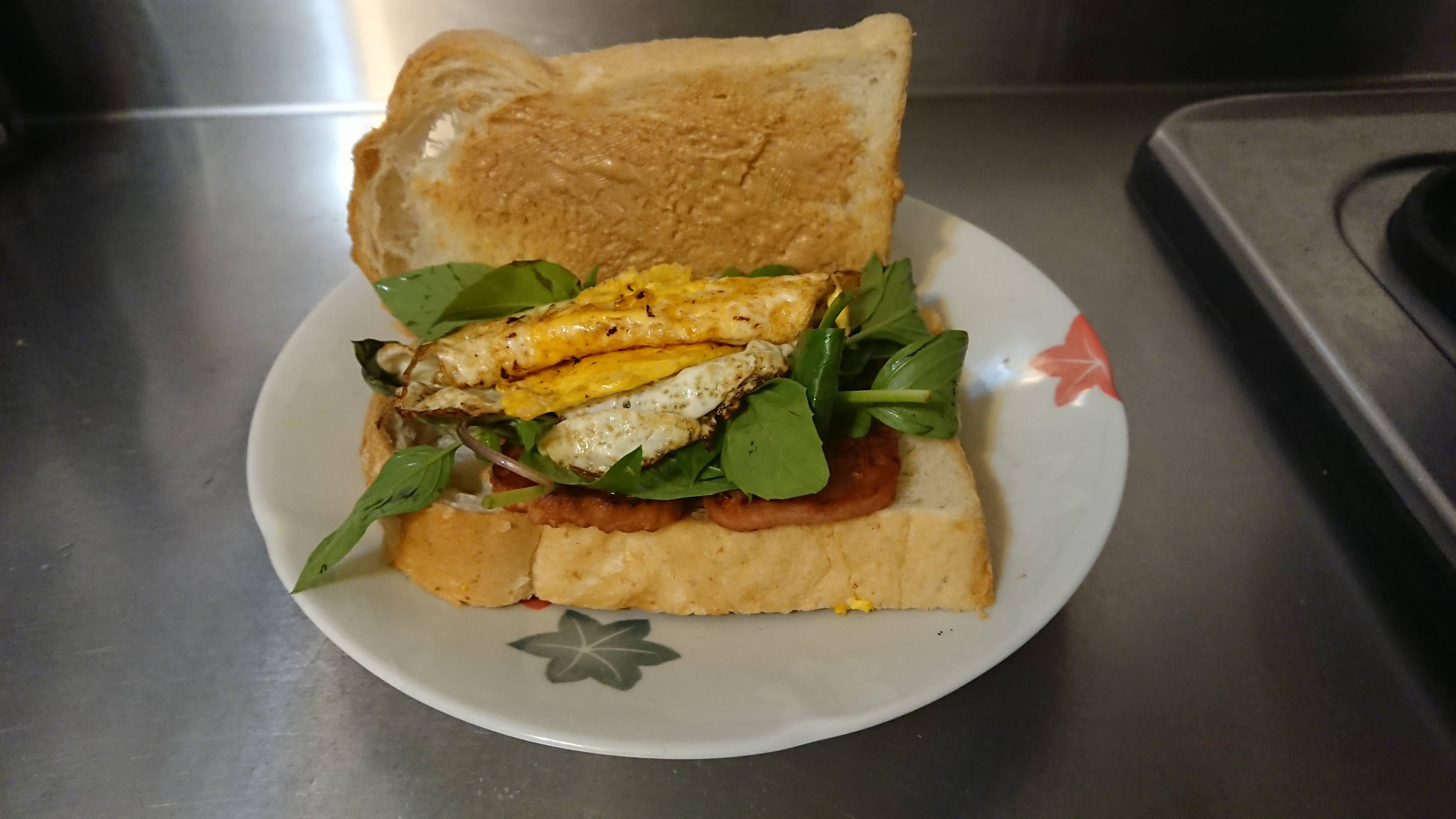 隨意三明治