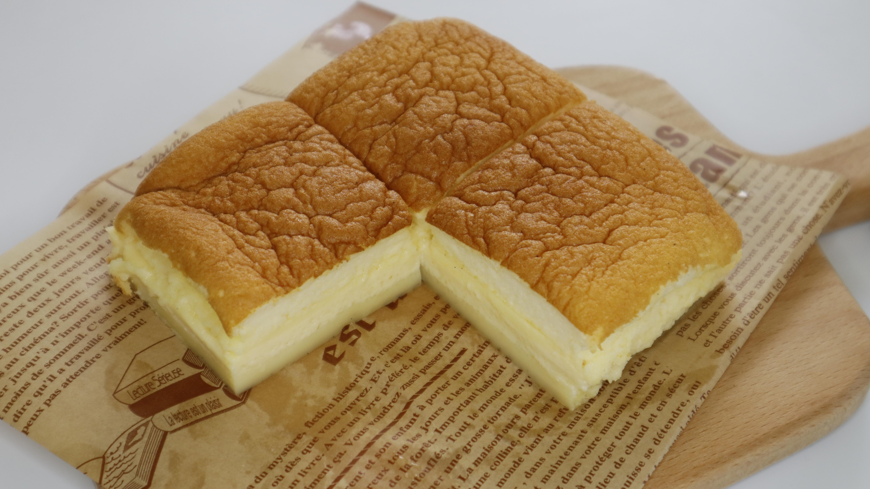 魔法三層布丁蛋糕