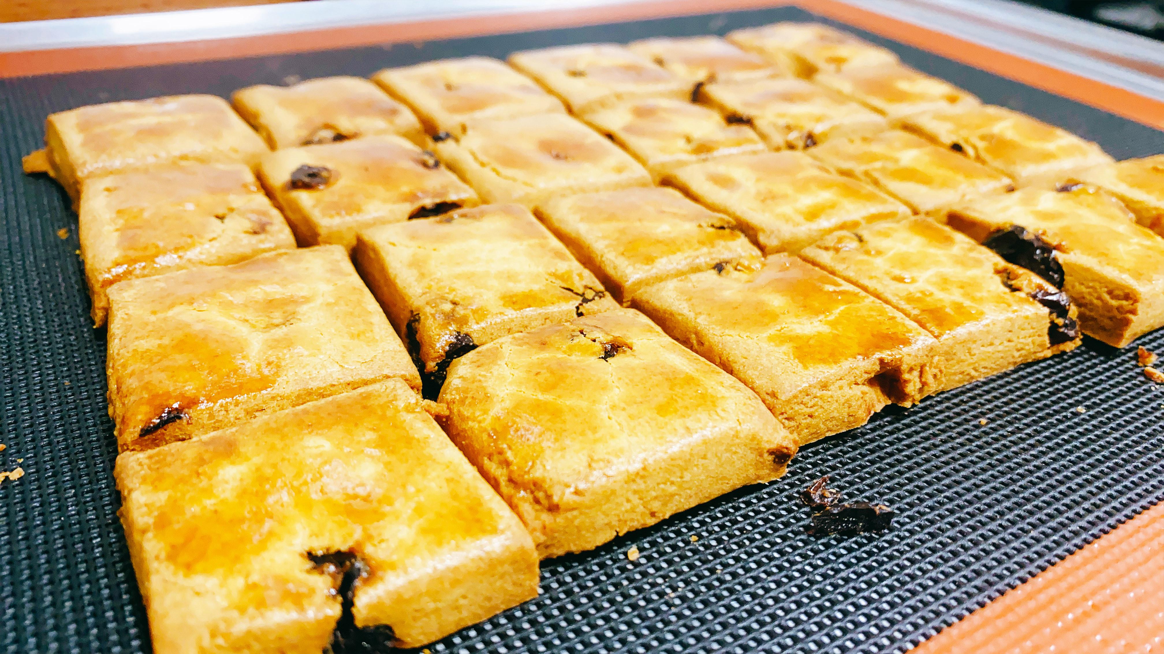 【9巷5弄】蔓越莓奶酥餅乾