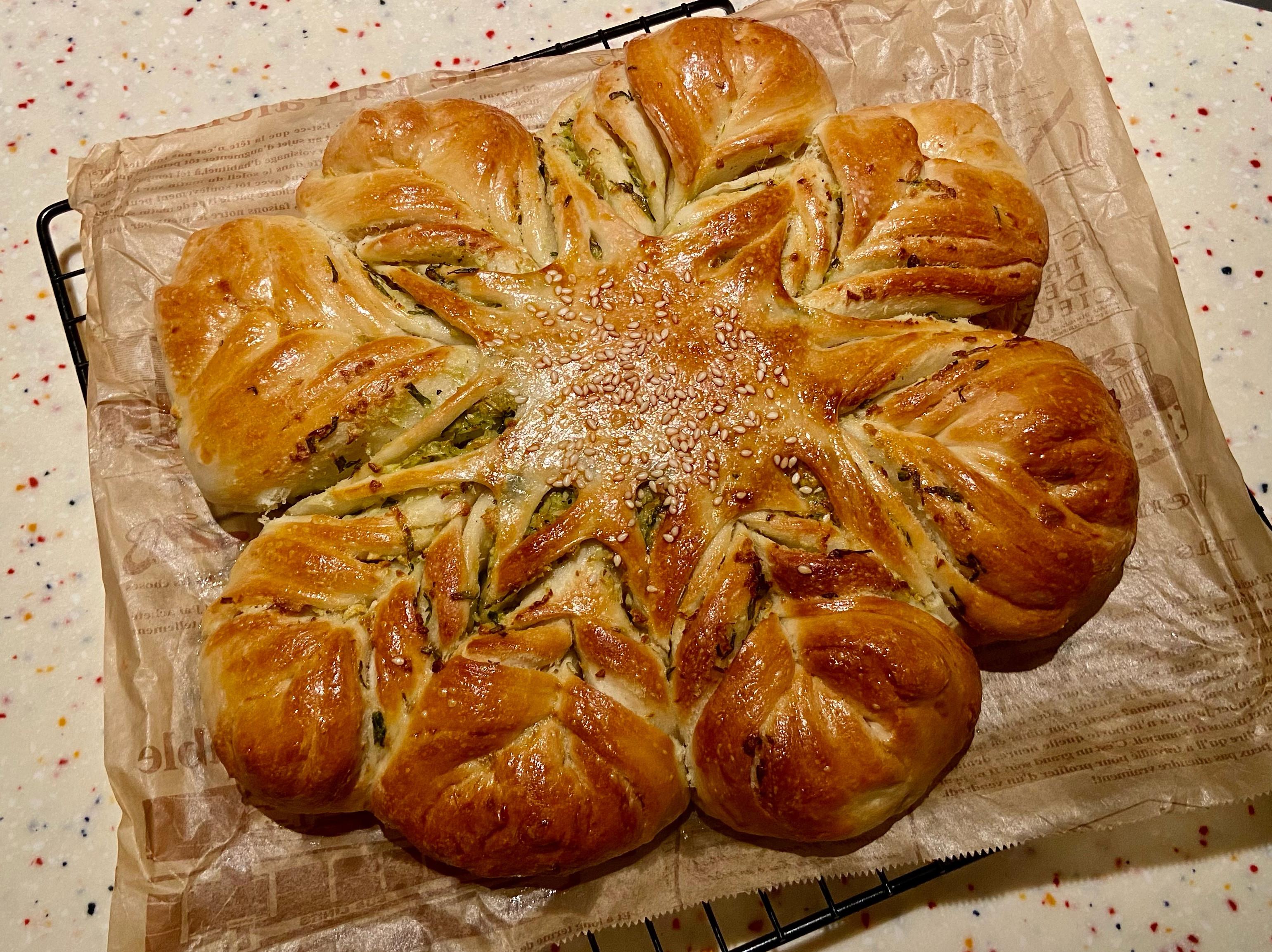 星星麵包✨(大蒜口味)