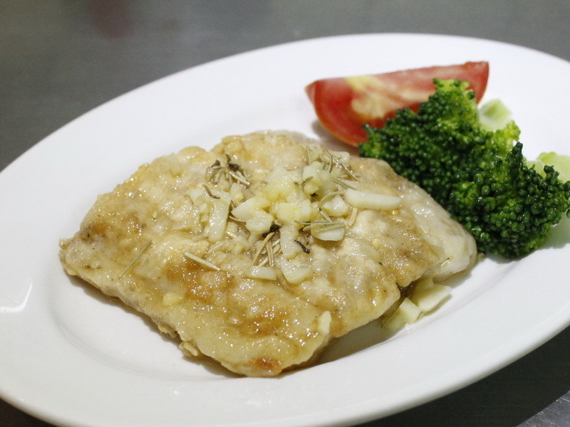 【匯鮮市集】香蒜奶油魴魚排