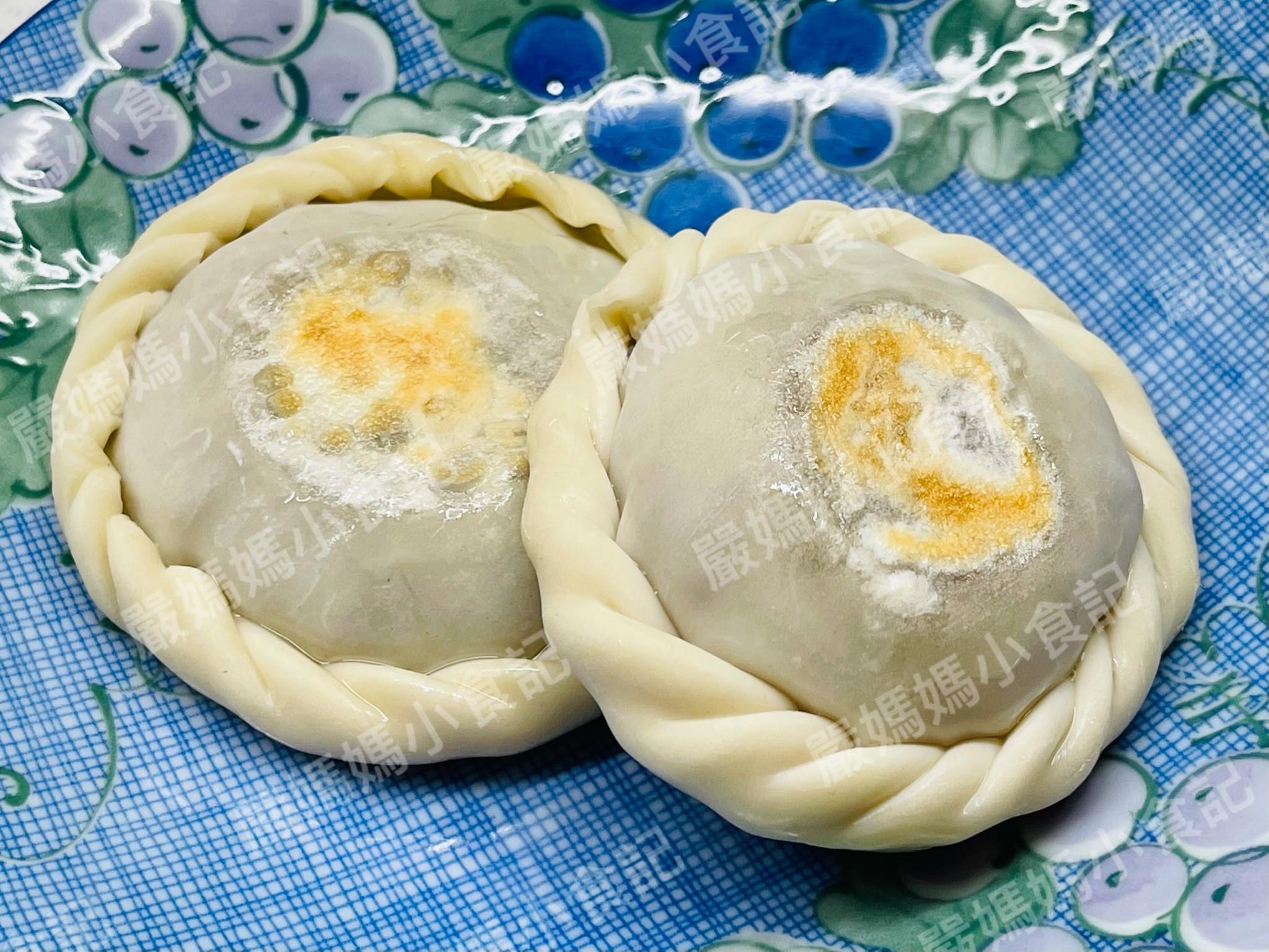 肉桂蘋果派(水餃皮利用2)