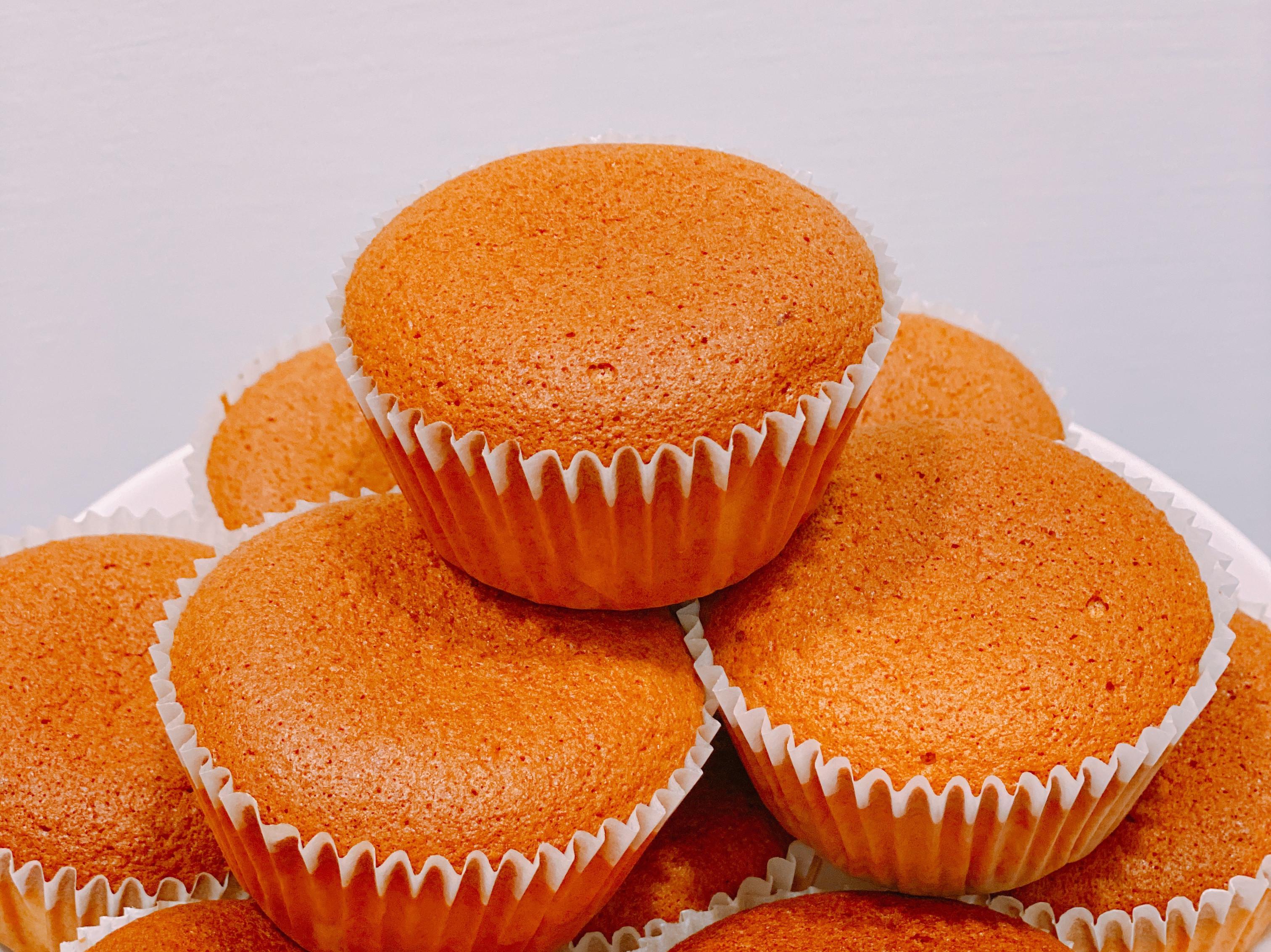 戚風杯子蛋糕(12個)
