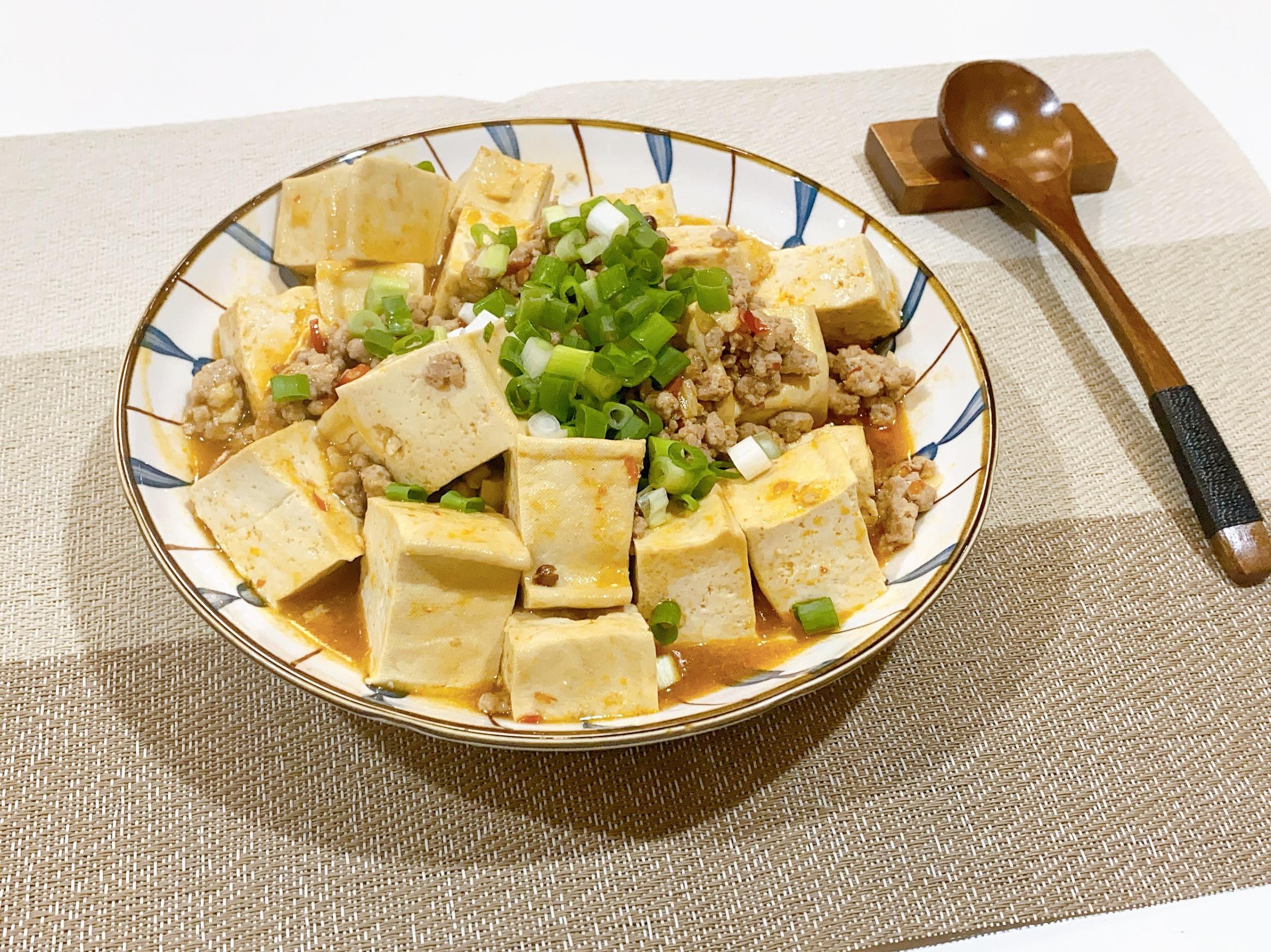[家常料理]麻辣豆腐