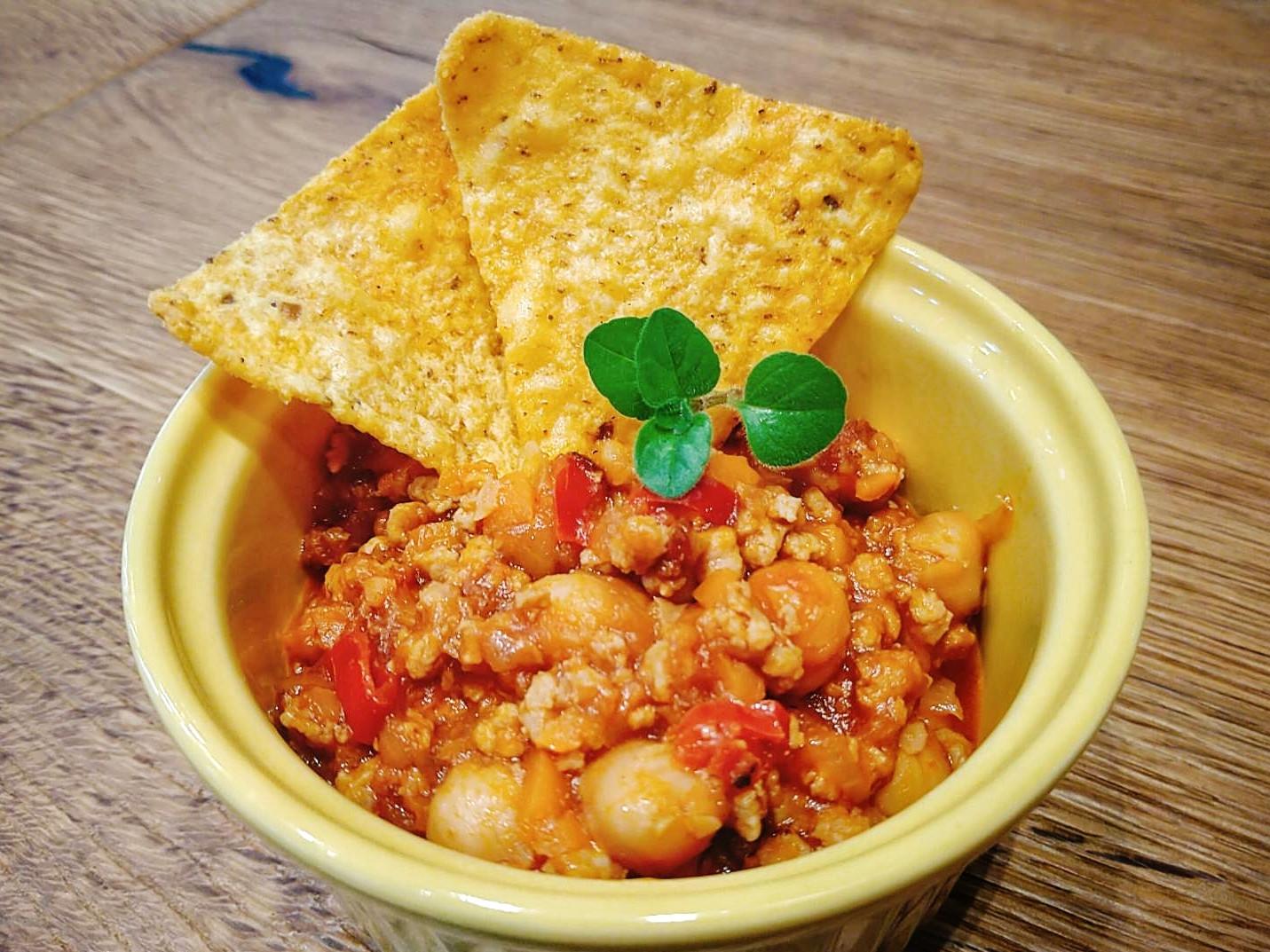 鑄鐵鍋料理-墨西哥辣肉醬