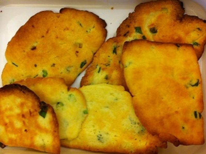 手工香蔥薄餅-小烤箱料理