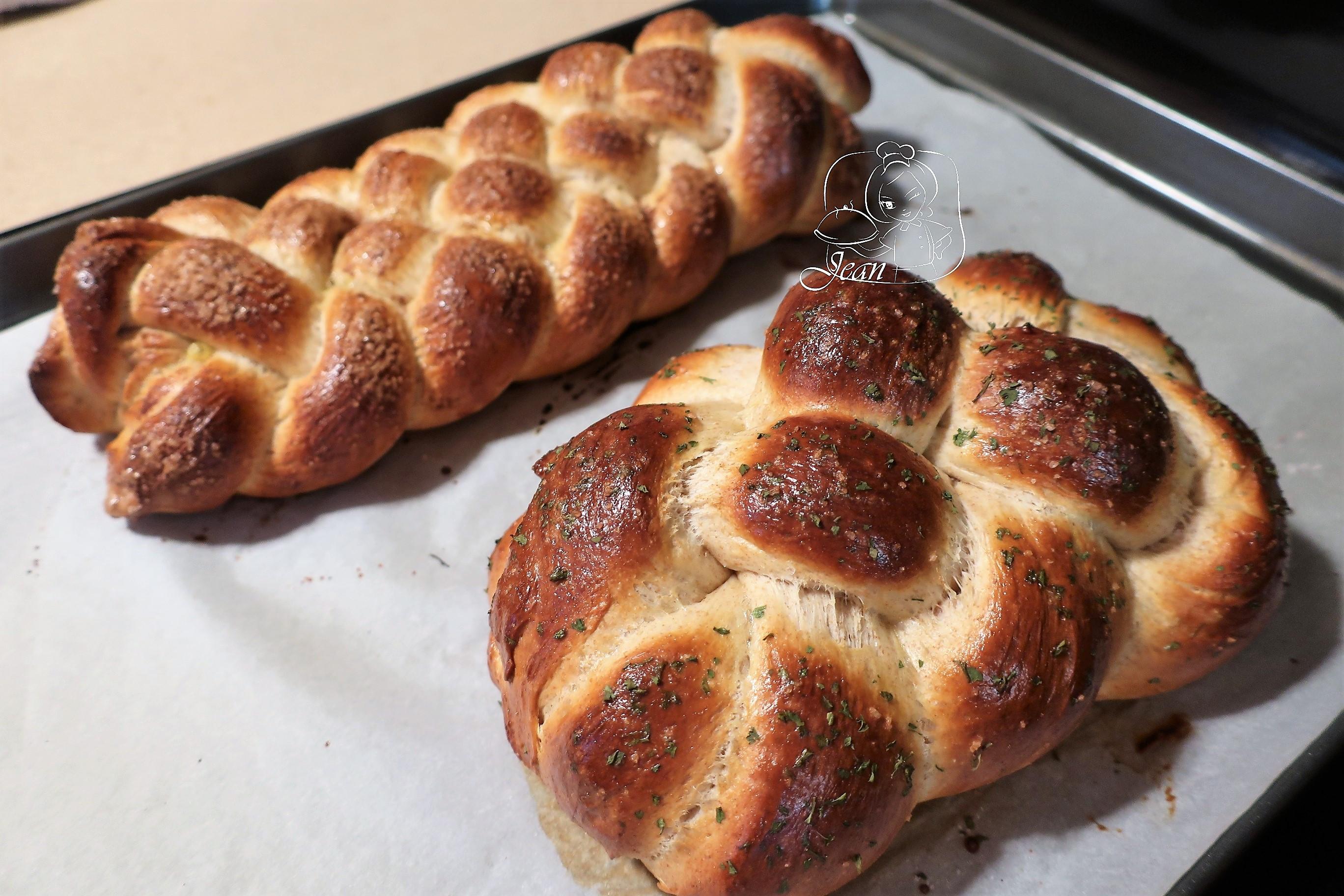 全麥波蘭辮子麵包