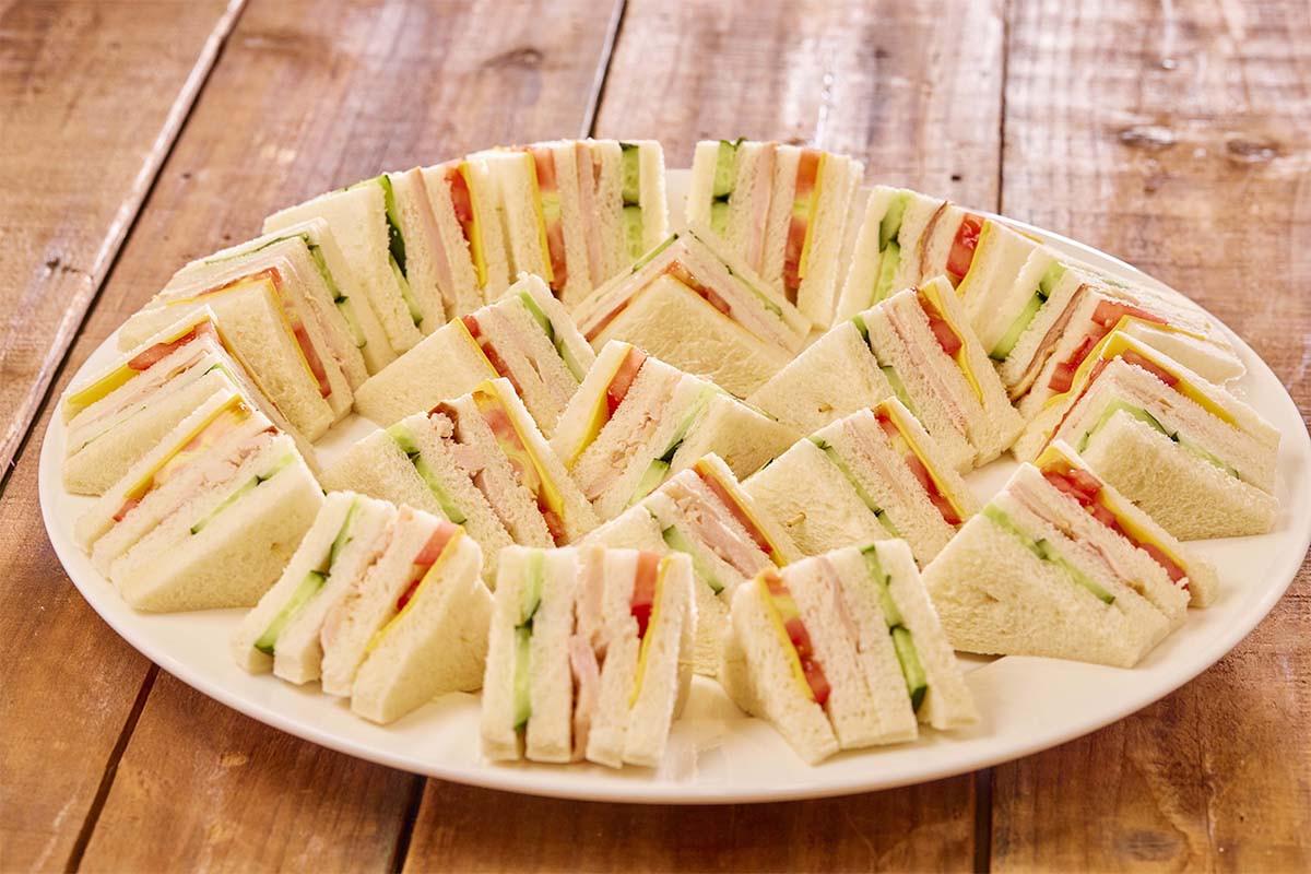 美國火雞肉總滙三明治