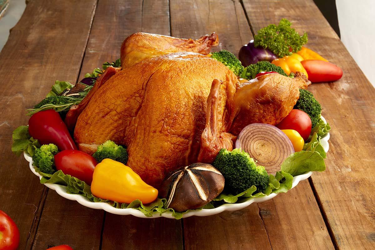 聖誕饗宴-美國全火雞分切步驟