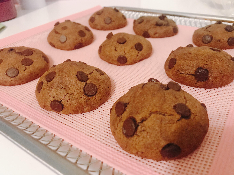 🍪巧克力流心曲奇餅乾🍪