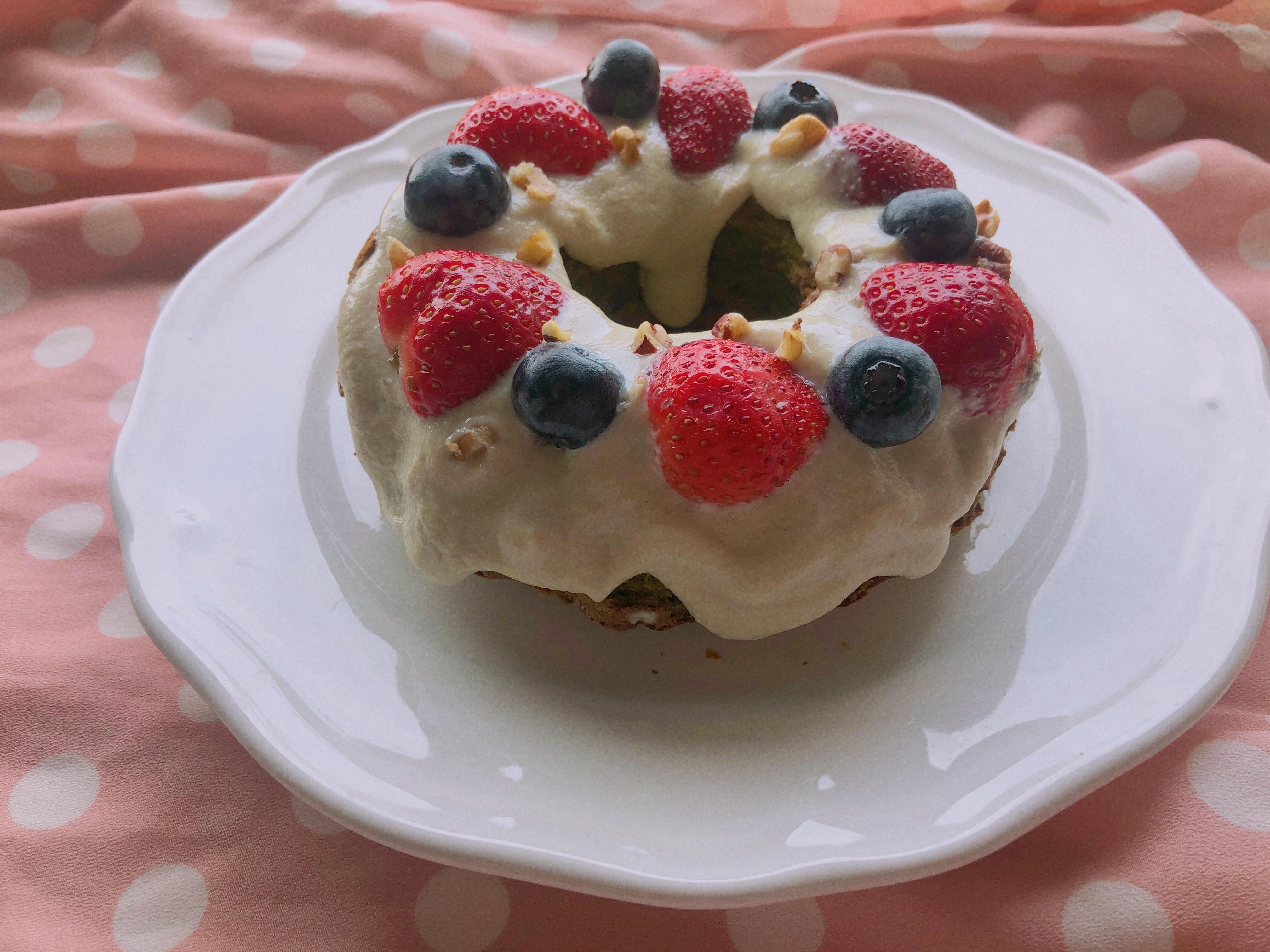 無蛋奶南瓜米蛋糕🍰無麩質、全素
